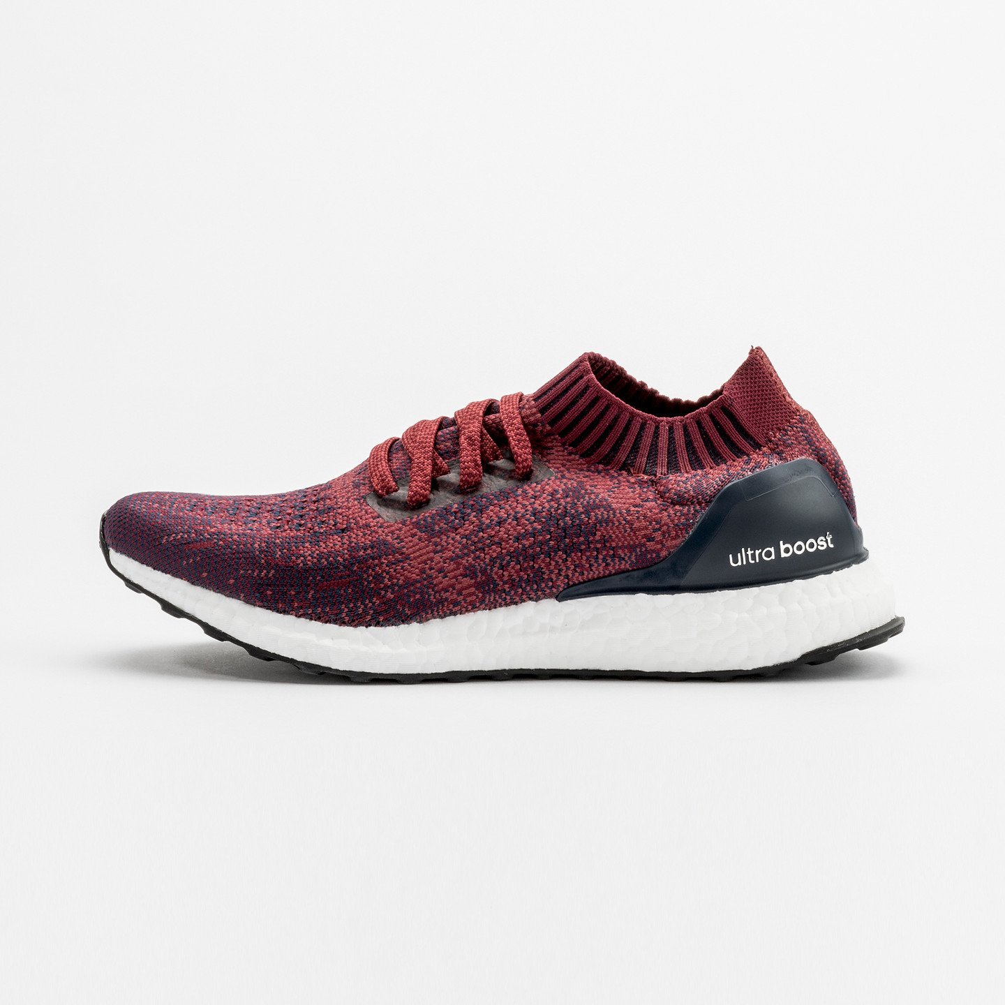 Adidas Ultra Boost Uncaged 'Burgundy' Mystery Red / Coll. Burgundy / Coll. Navy BA9617-43.33