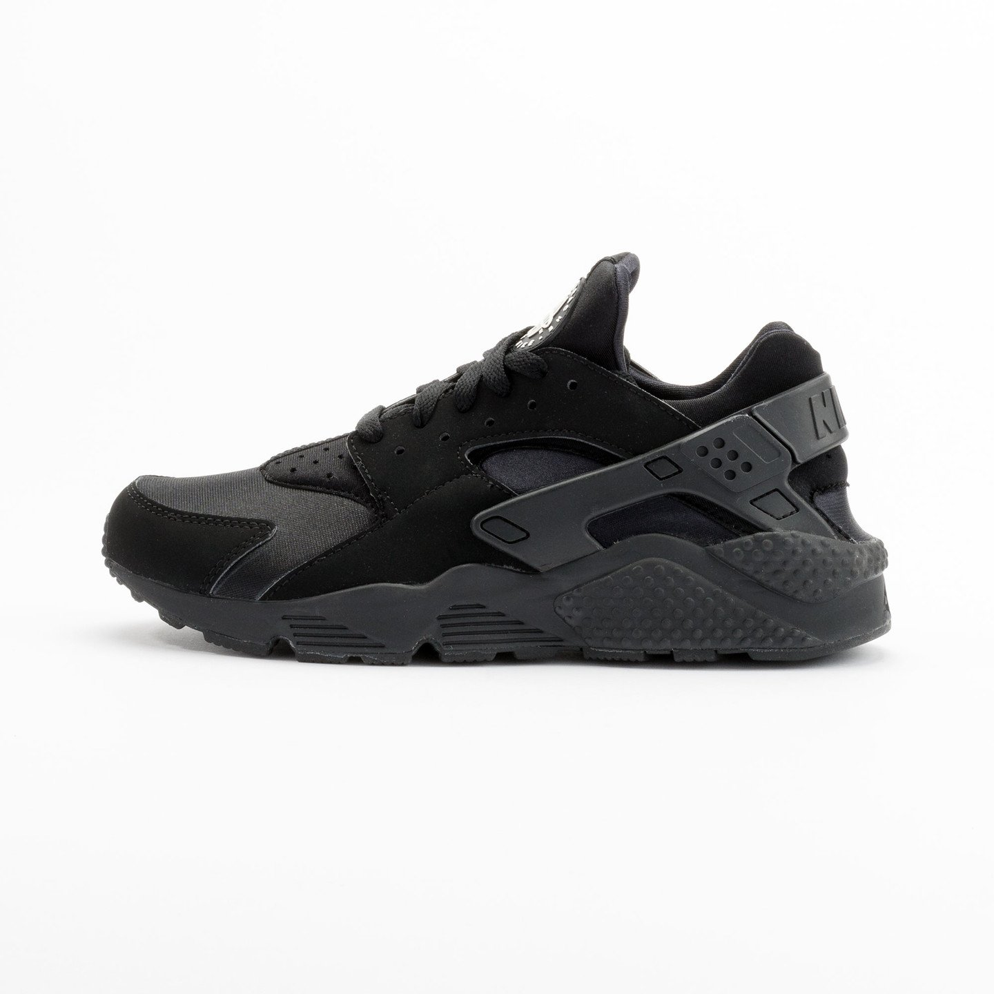 Nike Air Huarache Black/Black-White 318429-003-44.5