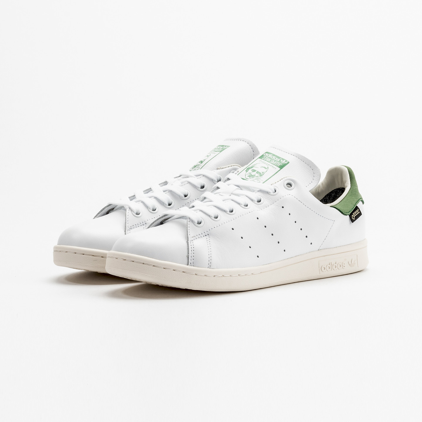 Adidas Stan Smith GTX Running White / Green S80049