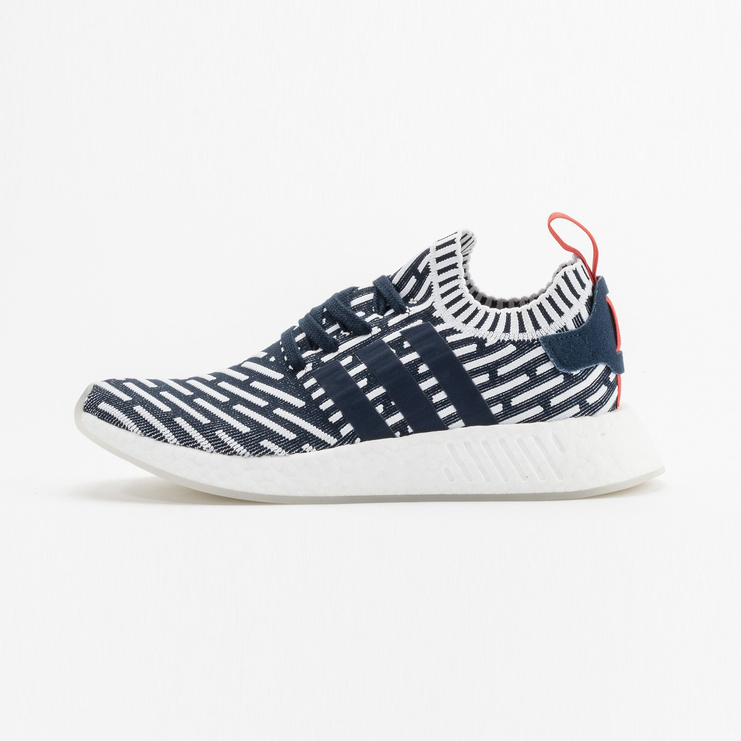 Adidas NMD R2 PK Collegiate Navy / White BB2909-44