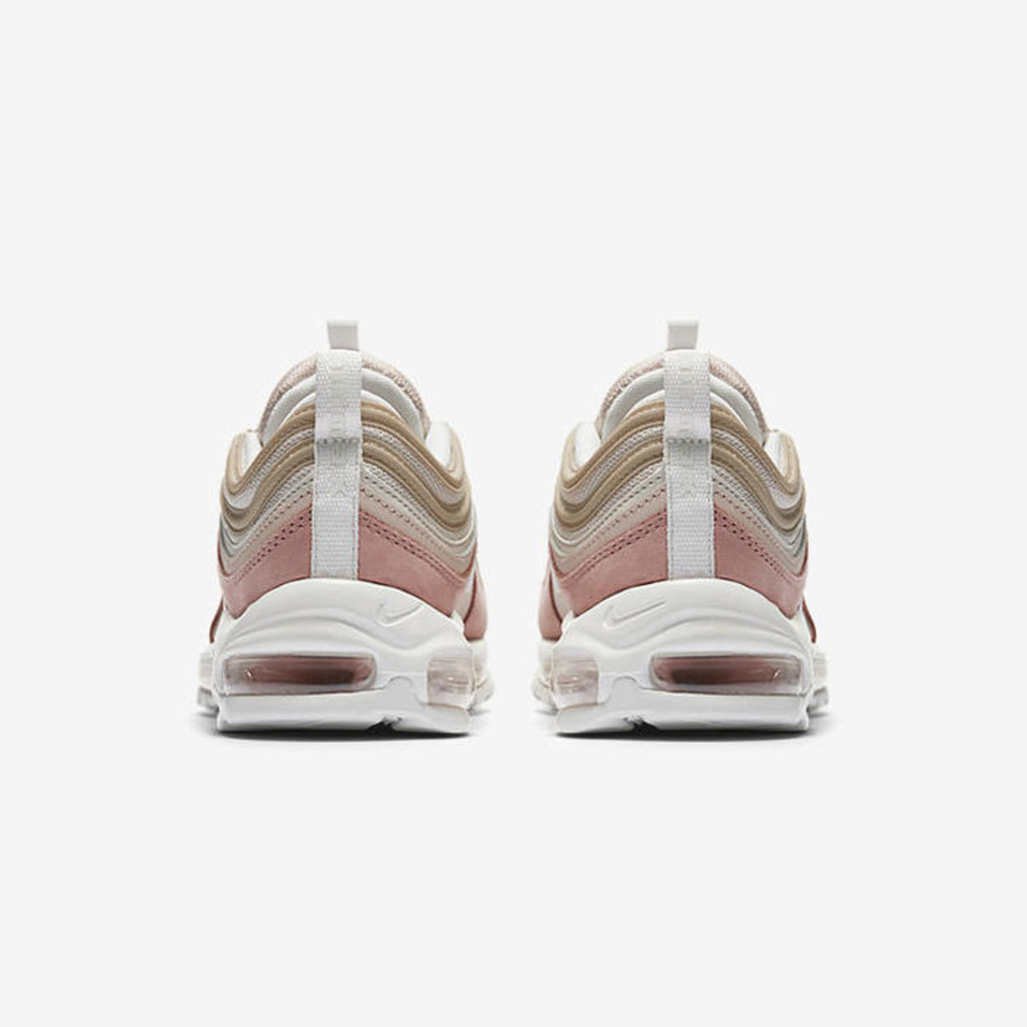 Nike Air Max 97 Premium Particle Beige / Summit White / Rush Pink 312834-200