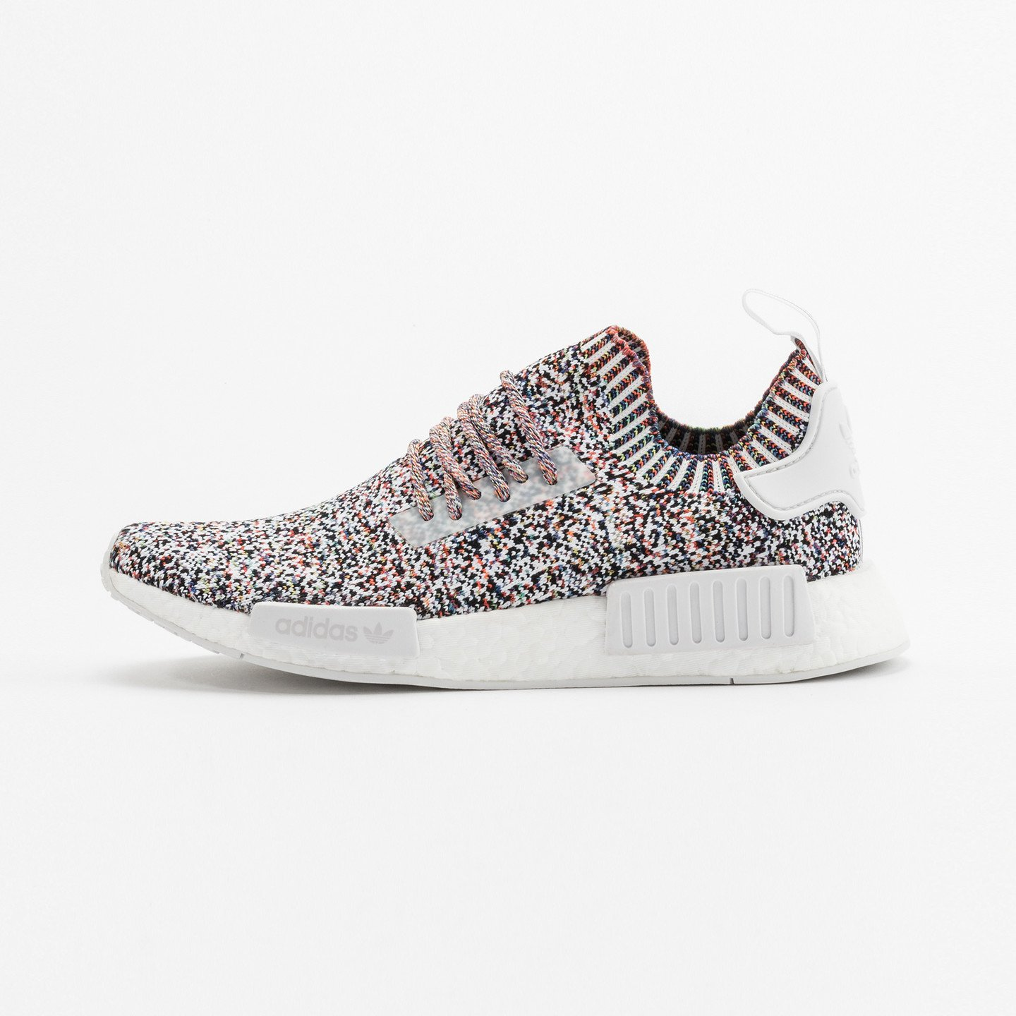 Adidas NMD R1 PK 'Colour Static' Core White / Multi BW1126