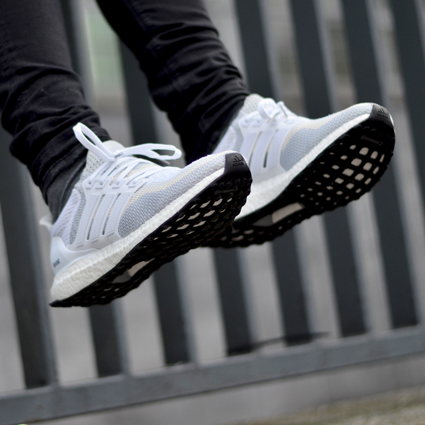 Adidas Ultra Boost W Running White / Clear Grey AF5142-39.33