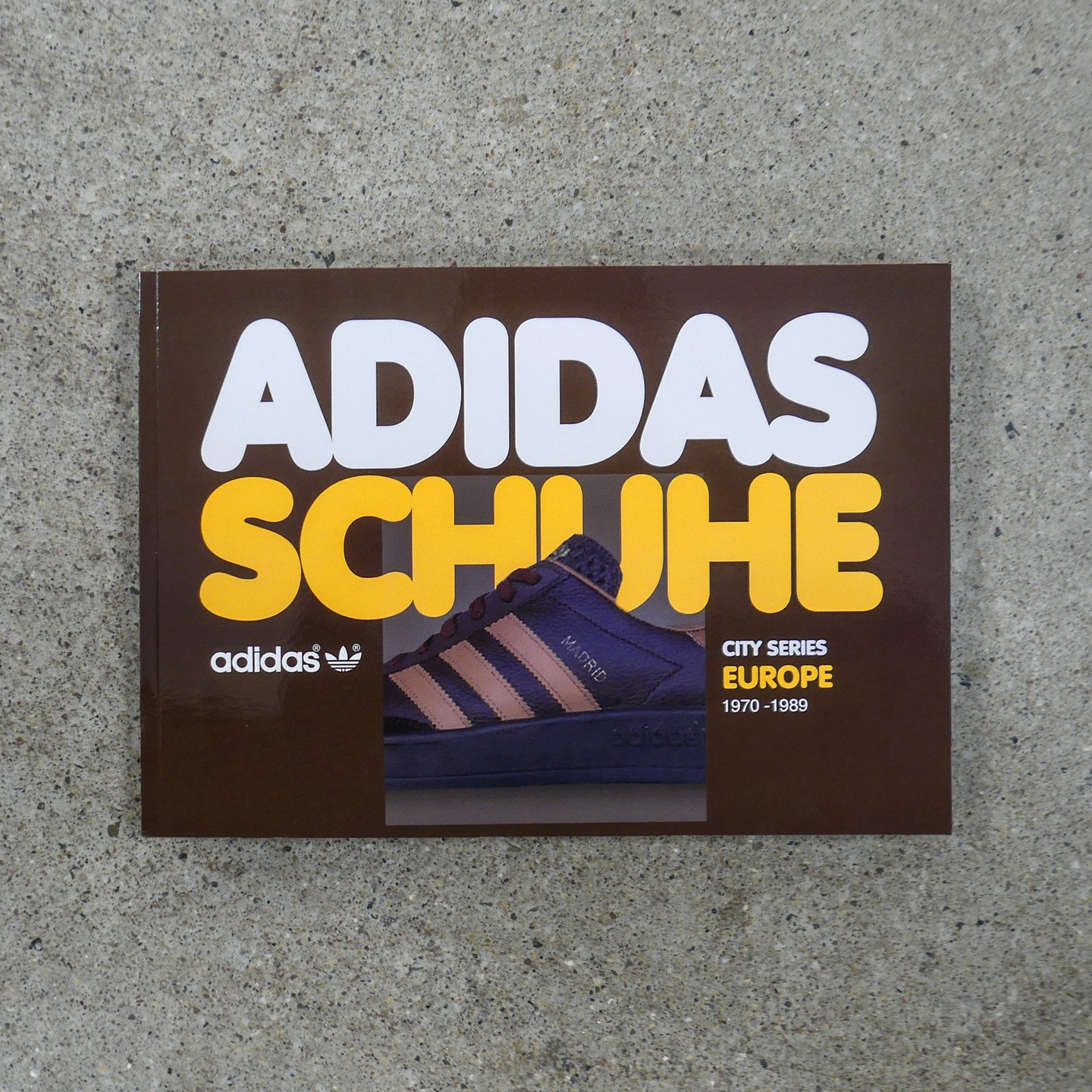 Adidas Schuhe Book 'City Series Europe' Multicolor VASB-EUR-70-89
