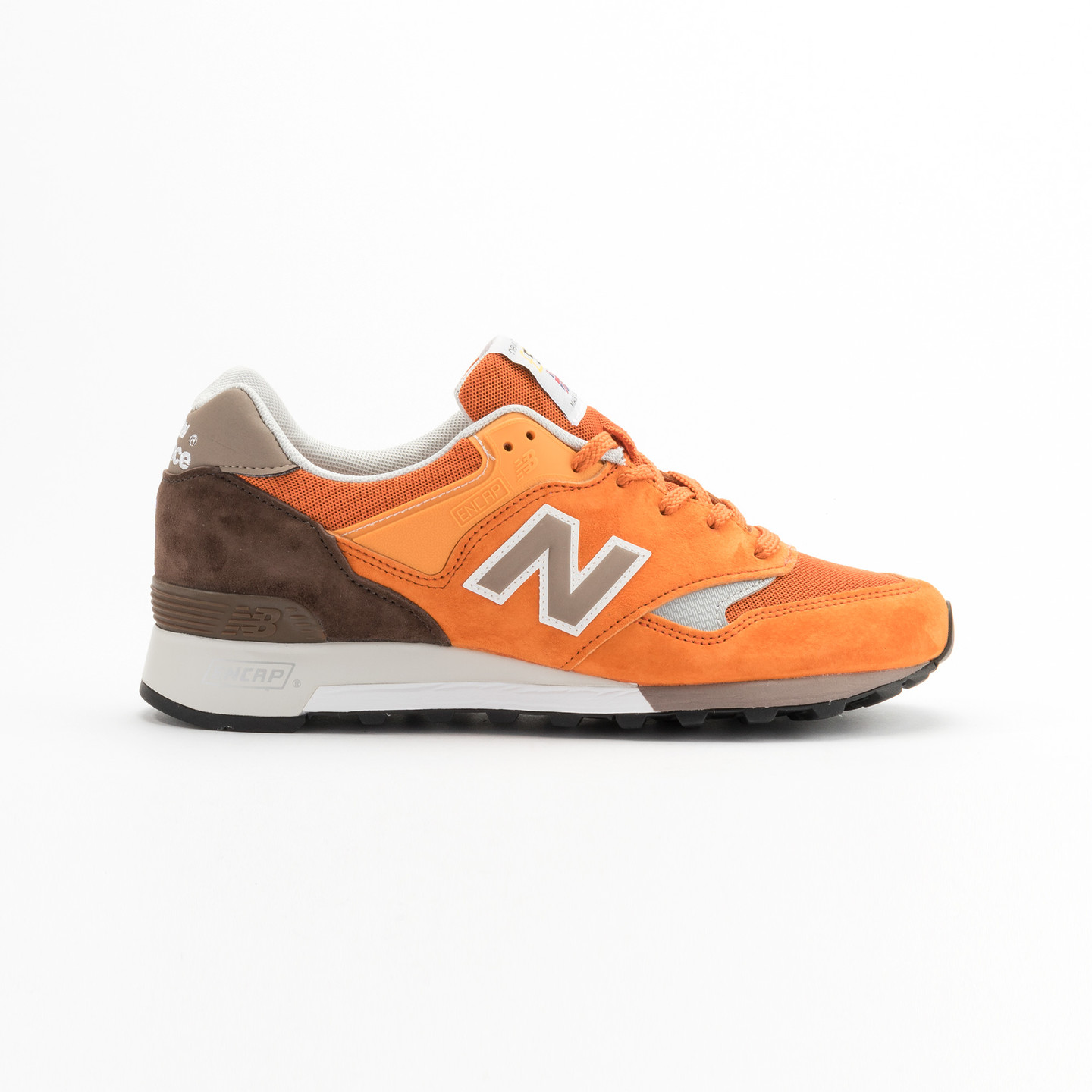 New Balance M577 ETO - Made in England Orange / Brown M577ETO-42