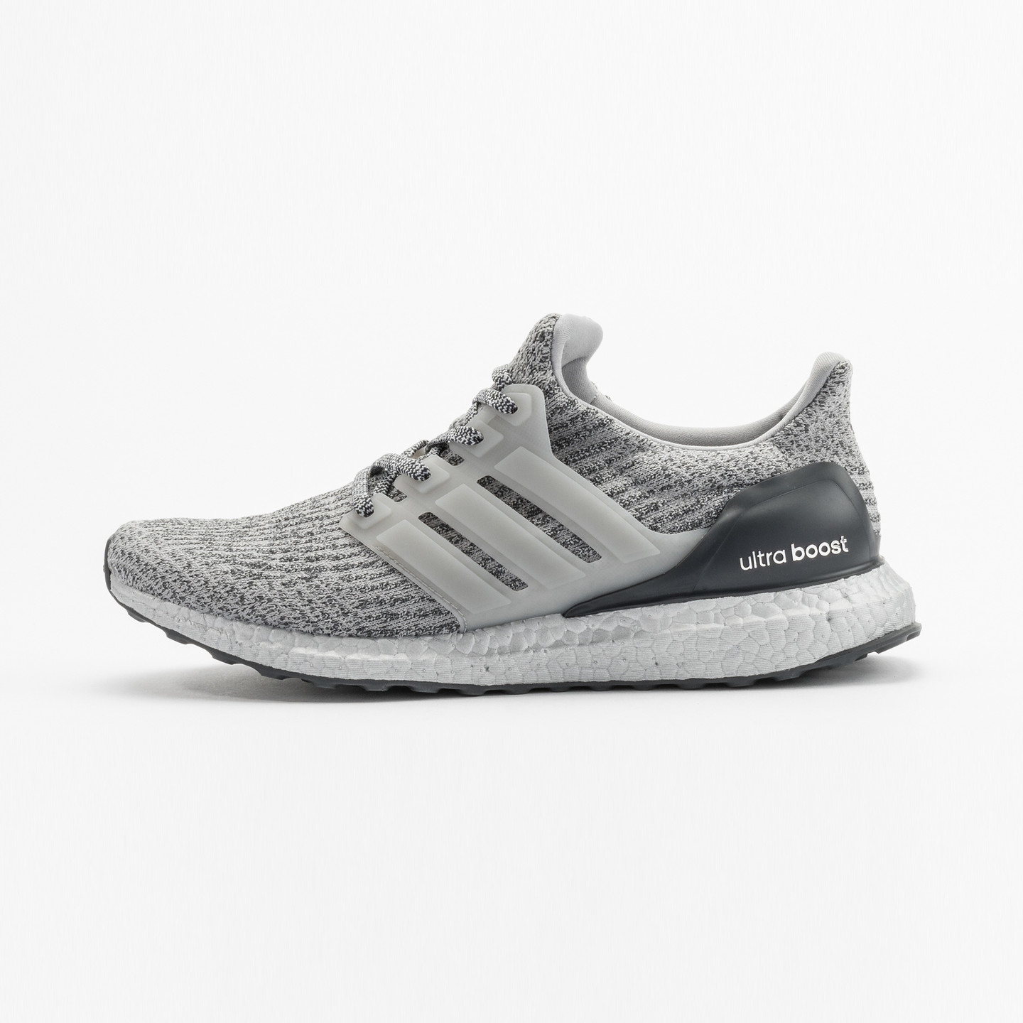 Adidas Ultra Boost 3.0 'Super Bowl' Silver Grey BA8143-45.33