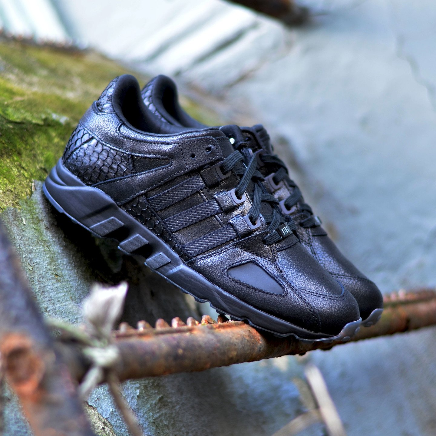 Adidas Pusha T x EQT Running Guidance ´93 Core Black AQ7433-37.33