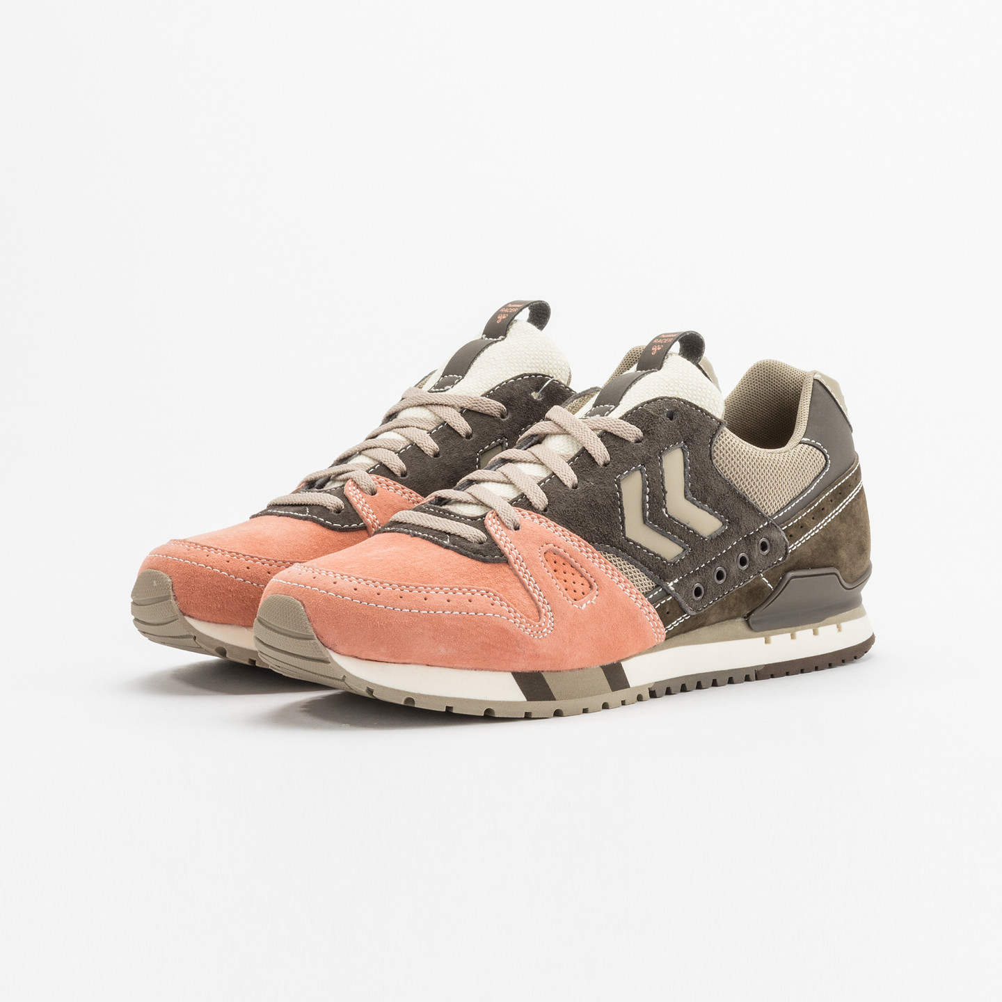 Hummel Marathona OG Mita 'Danish Salmon' Chinchilla / Salmon 63603-1515-40
