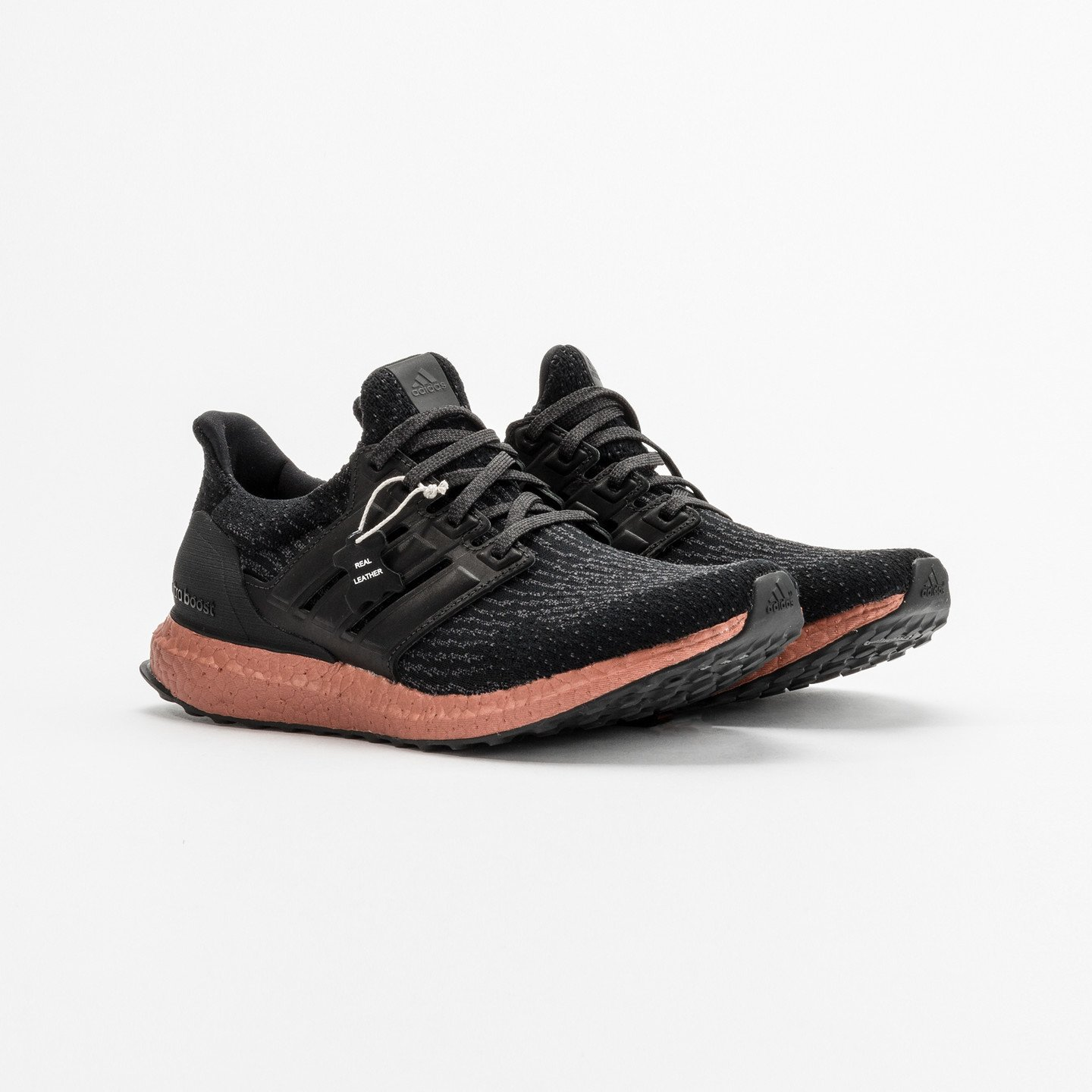 Adidas Ultra Boost 3.0 'Tech Rust' Black / Tech Rust CG4086