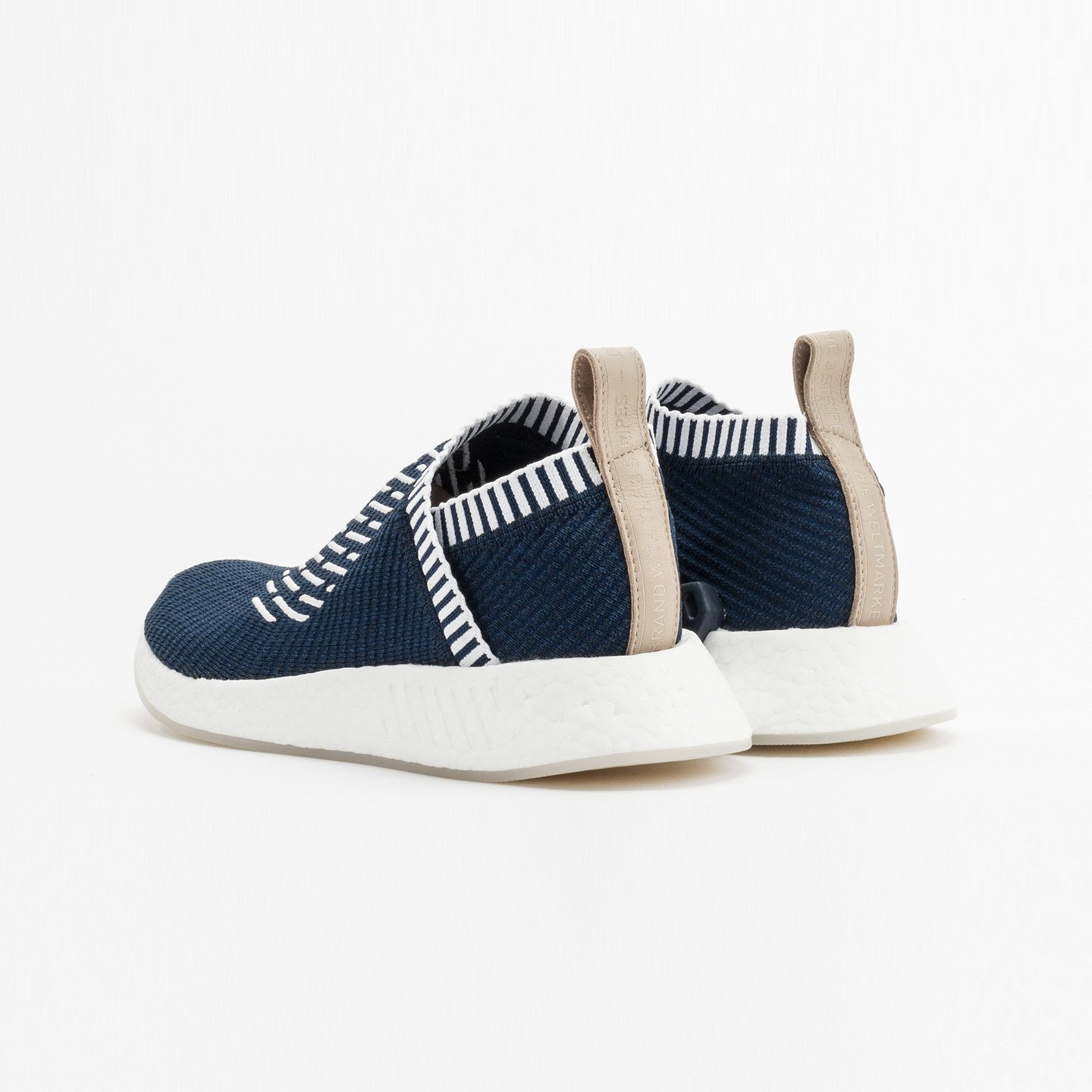 Adidas NMD CS2 PK Collegiate Navy / White BA7189