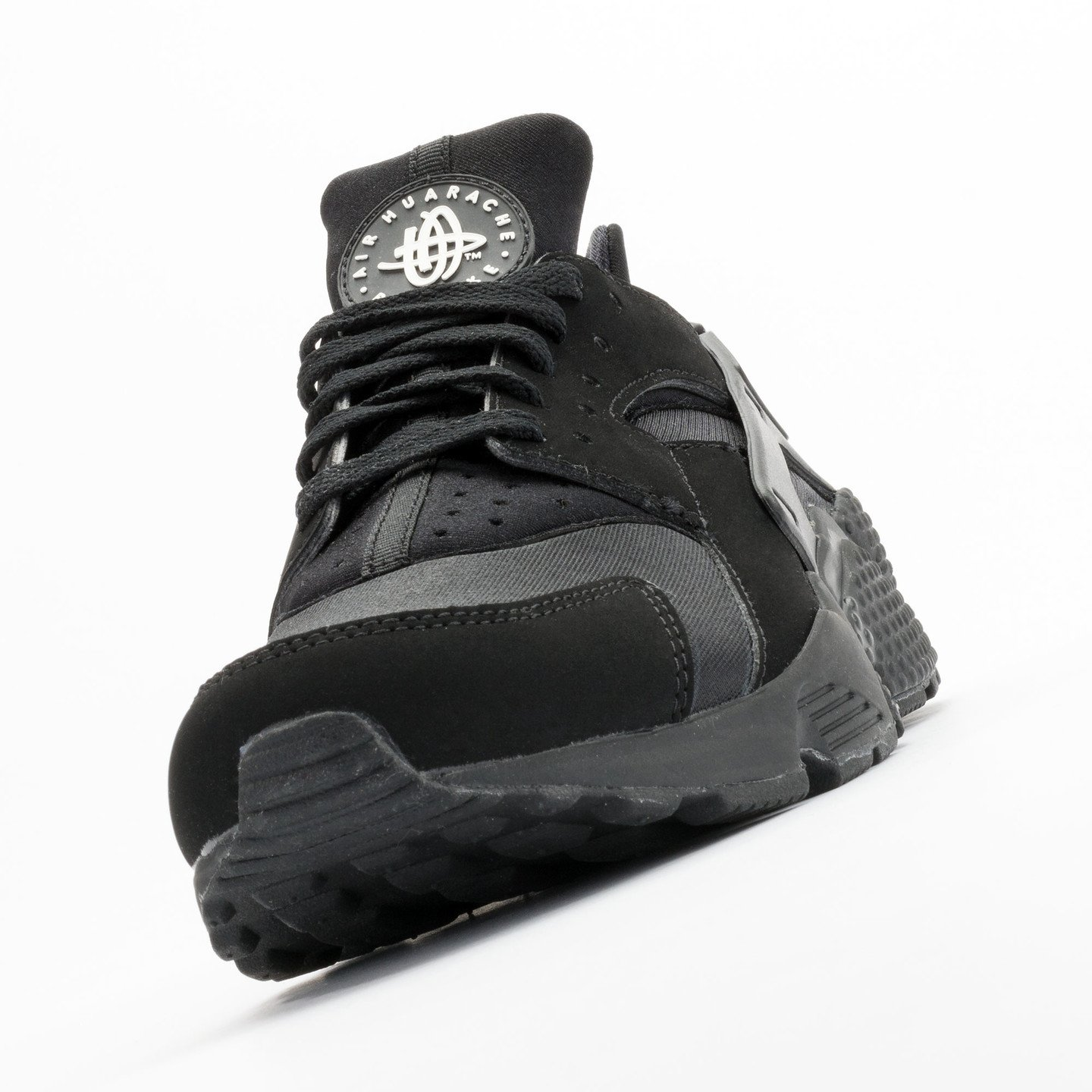 Nike Air Huarache Black/Black-White 318429-003-40