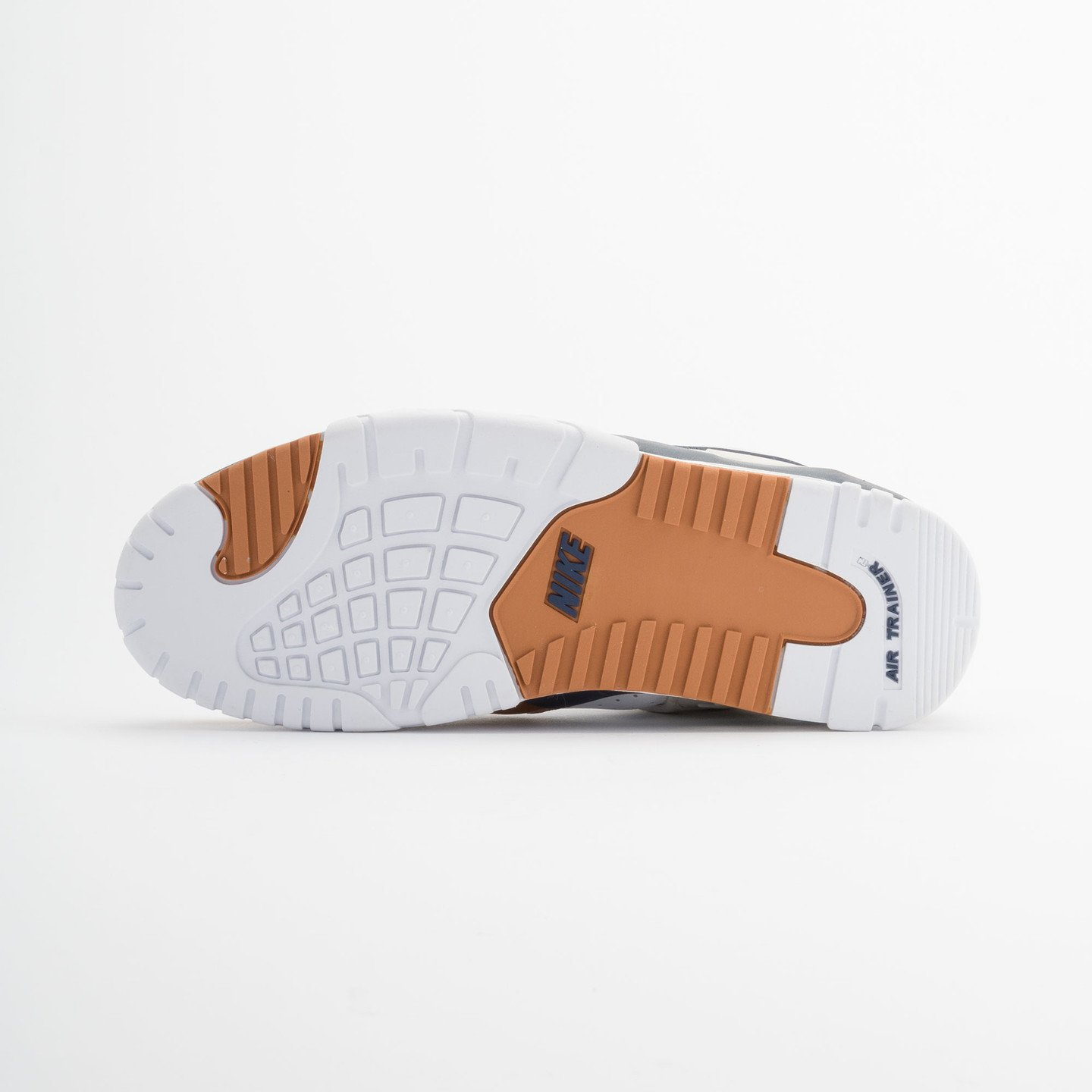 Nike Air Trainer 3 Premium Medicine Ball White/Mid Navy-Gngr-Lght Bn 705425-100-48.5