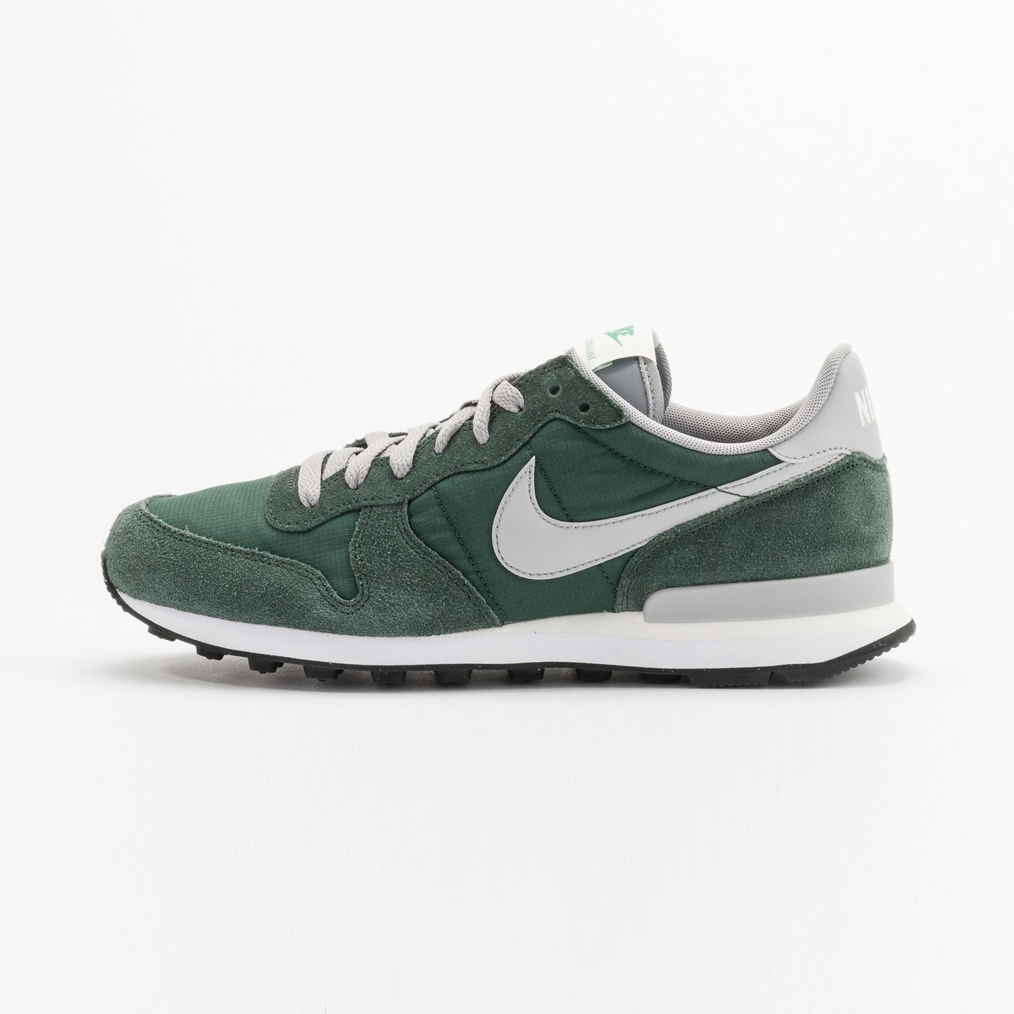 Nike Internationalist Gorge Green / Matte Silver 828041-300-42