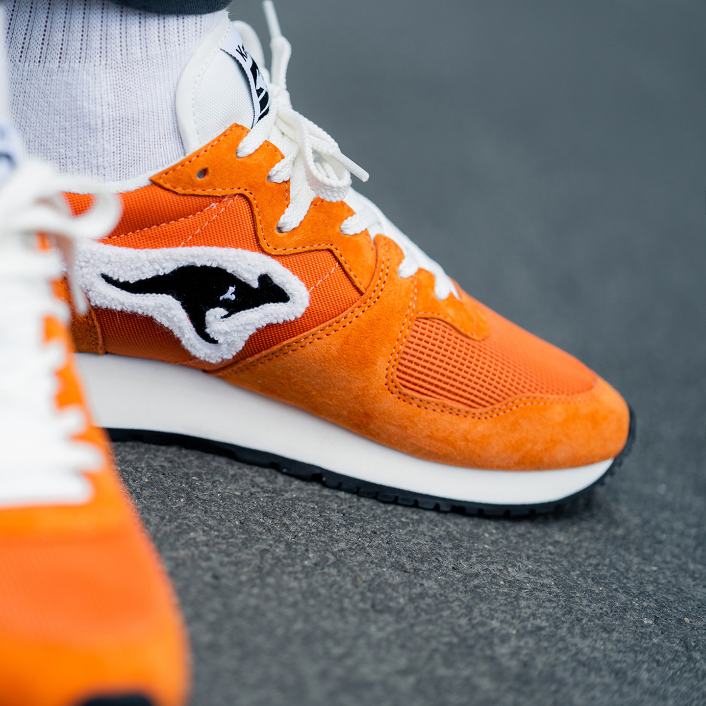 KangaROOS Aussie Prep 2.0 Orange / White 47268-7100