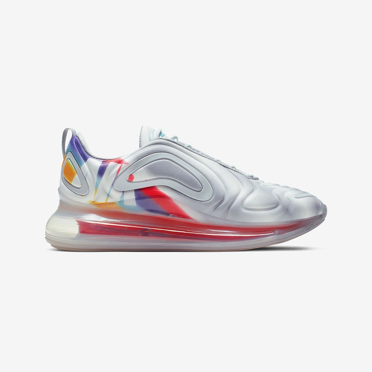 Nike Air Max 720 Wolf Grey / Rainbow AO2924-011