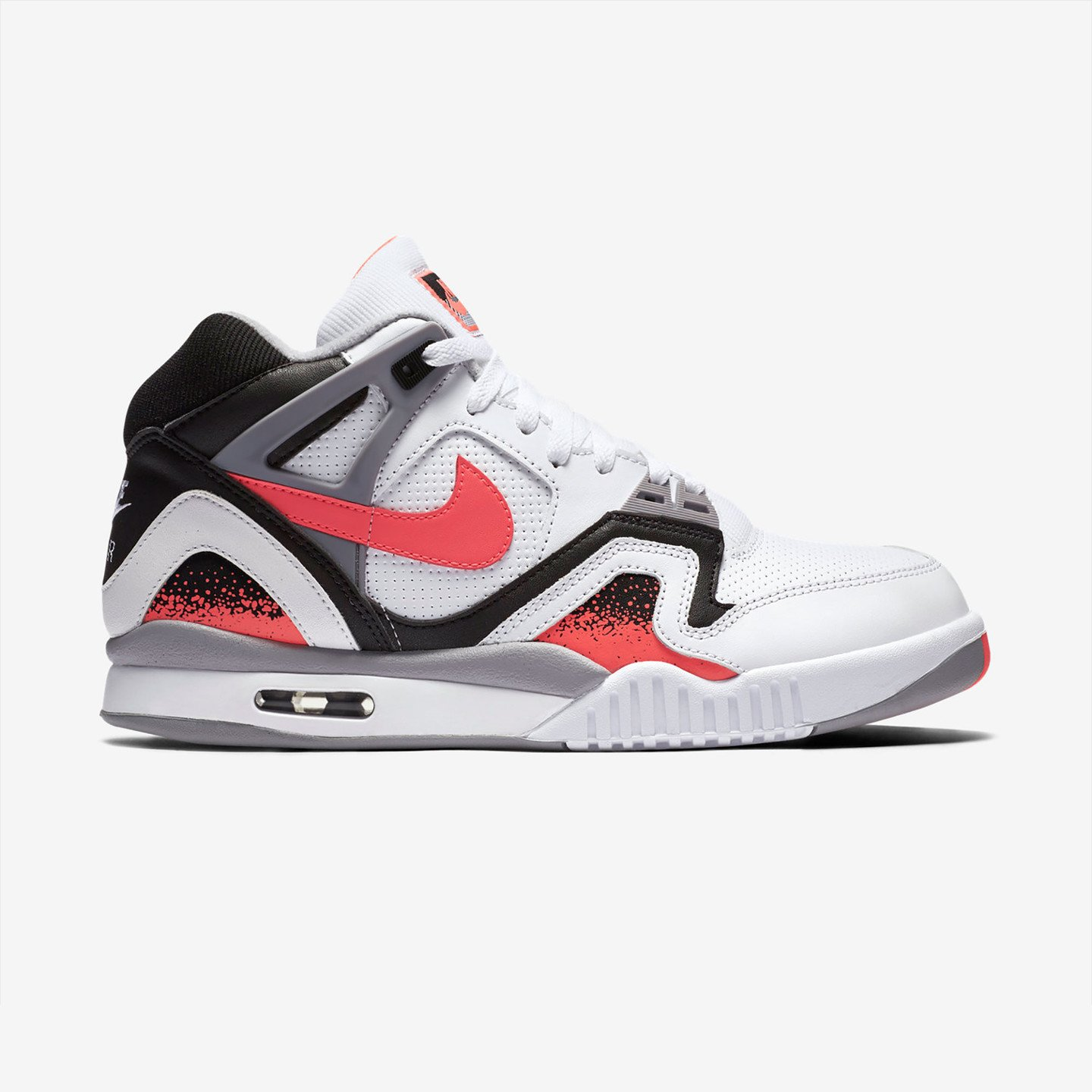 Nike Air Tech Challenge II White / Hot Lava 318408-104-45