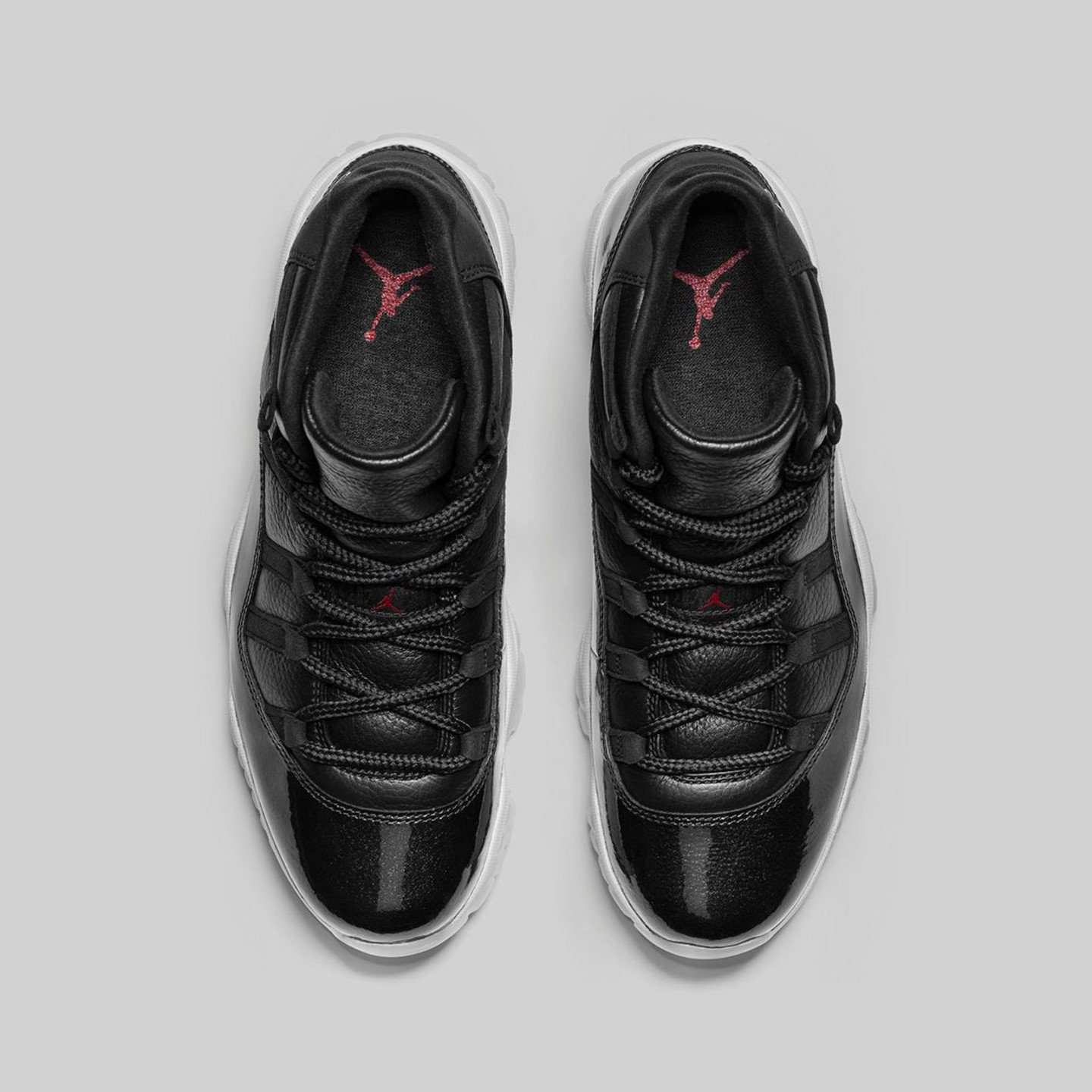 Jordan Air Jordan 11 Retro ´72-10´ Black / Gym Red / White / Anthracite 378037-002-42