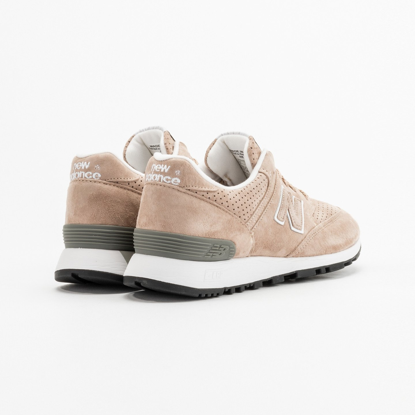 New Balance W576 TTO - Made in UK Light Brown / White W576TTO-41