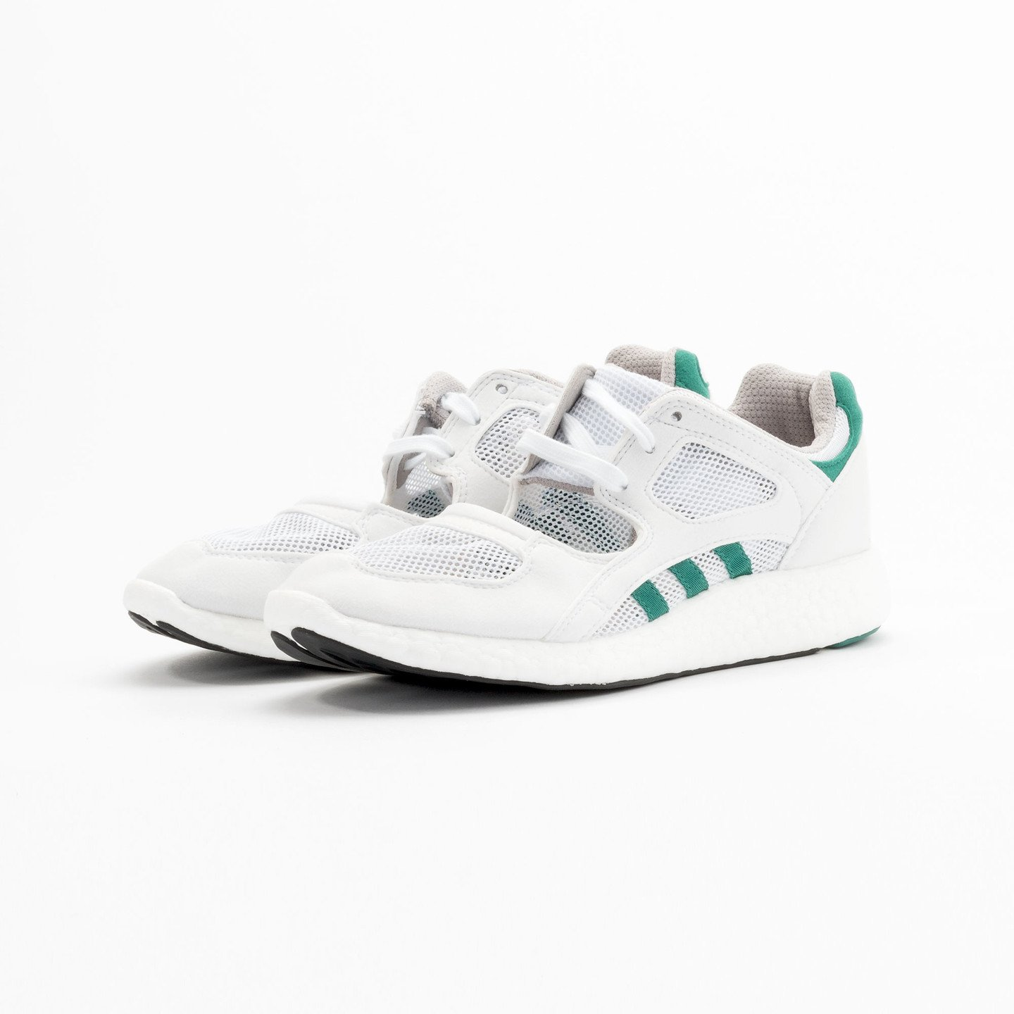 Adidas Equipment Racing 91/16 EQT Boost W Ftwr White /  Sub Green  / Core Black S75212-37.33