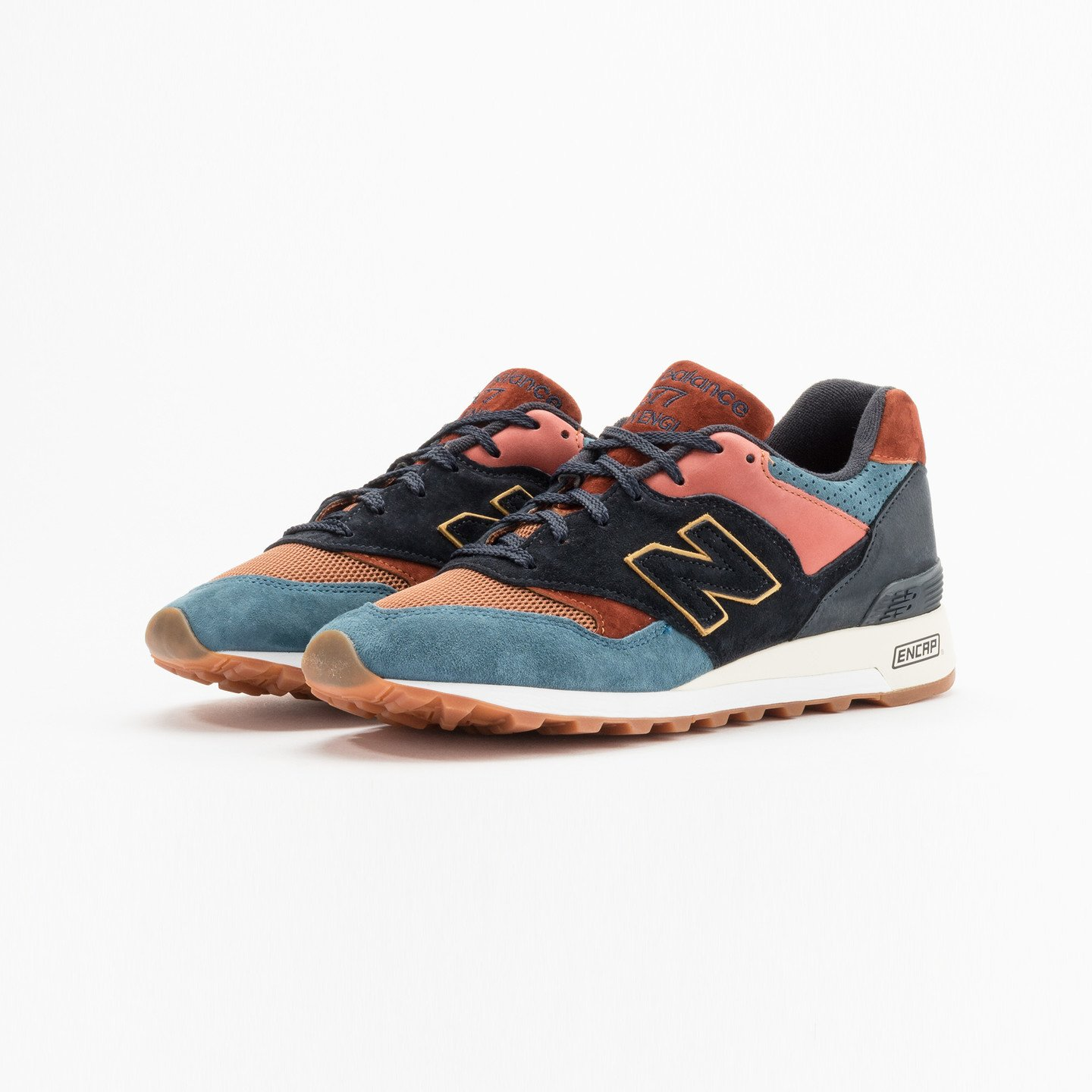 New Balance M577 YP Made in UK 'Yard Pack' Multicolor M577YP-44.5