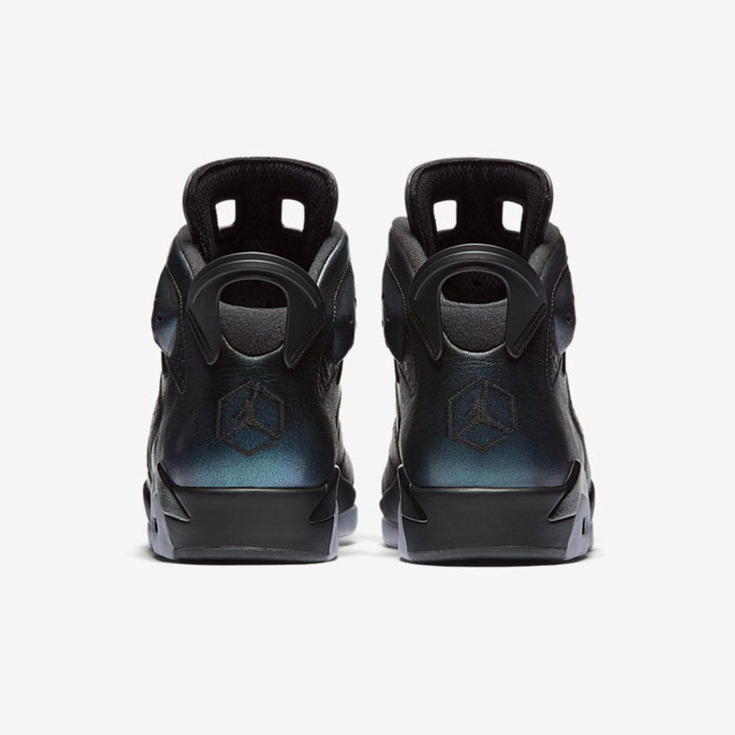 Jordan Air Jordan 6 Retro GS 'All Star' Black / Iridescent 907960-015-39