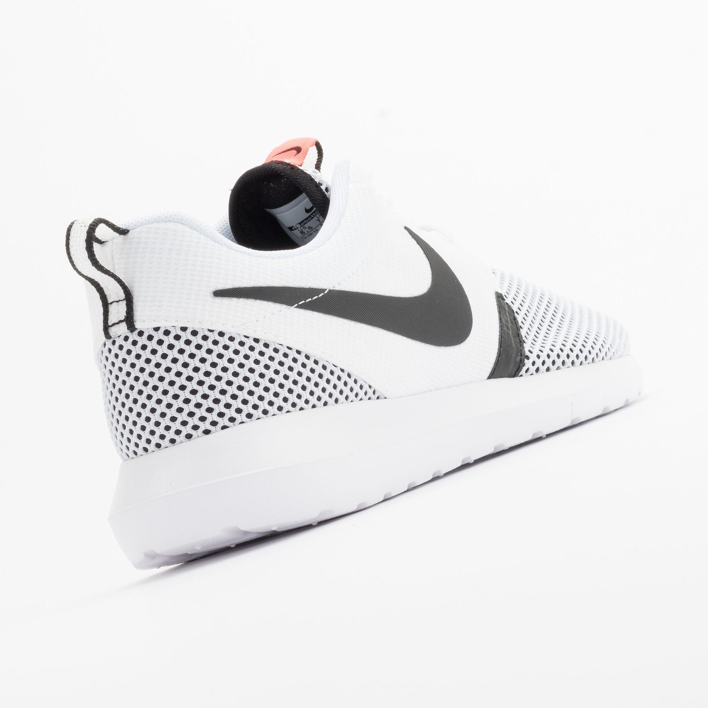 Nike Rosherun NM BR White/White-Black-Hot Lava 644425-100-45.5