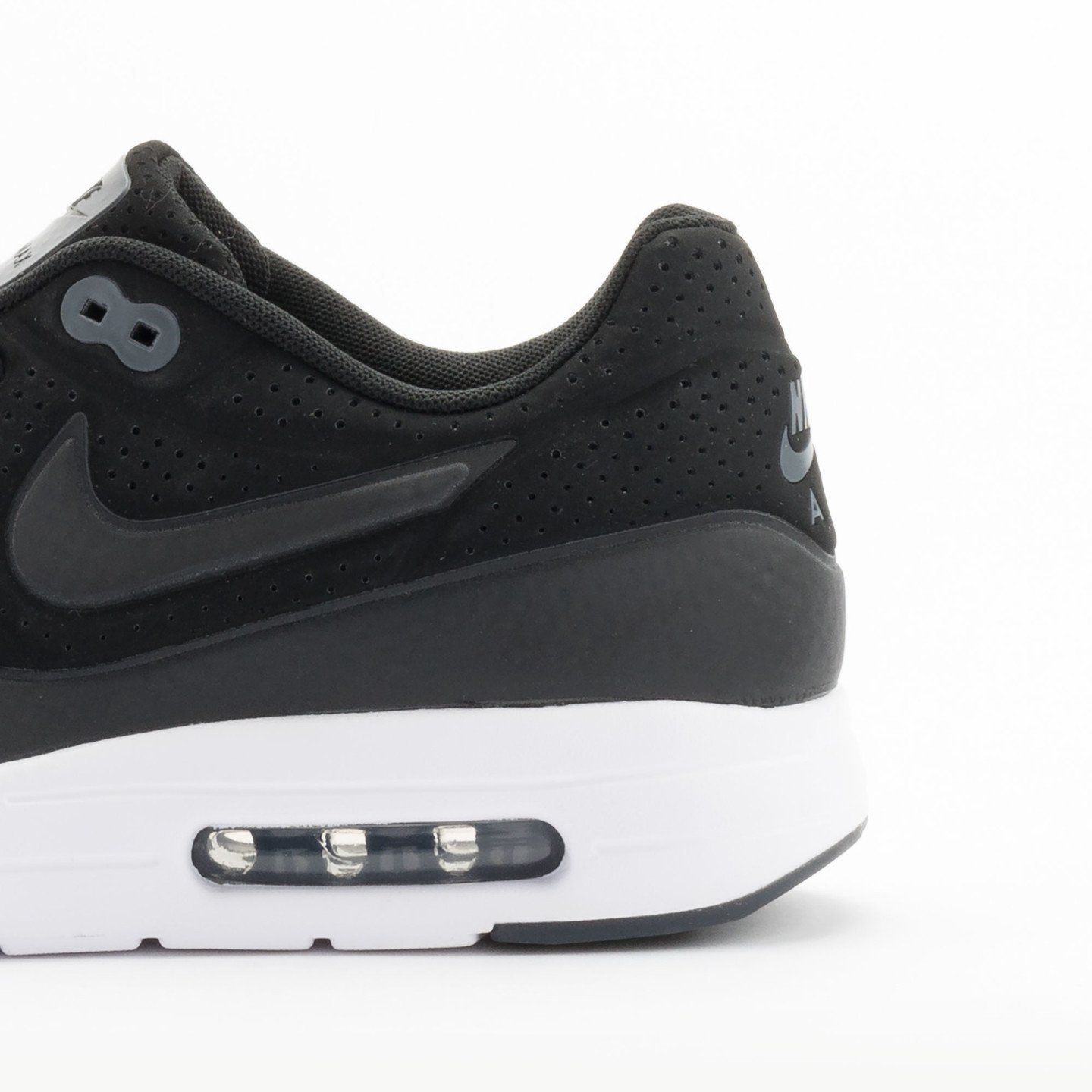 Nike Air Max 1 Ultra Moire Black Reflective / White 705297-010-44.5