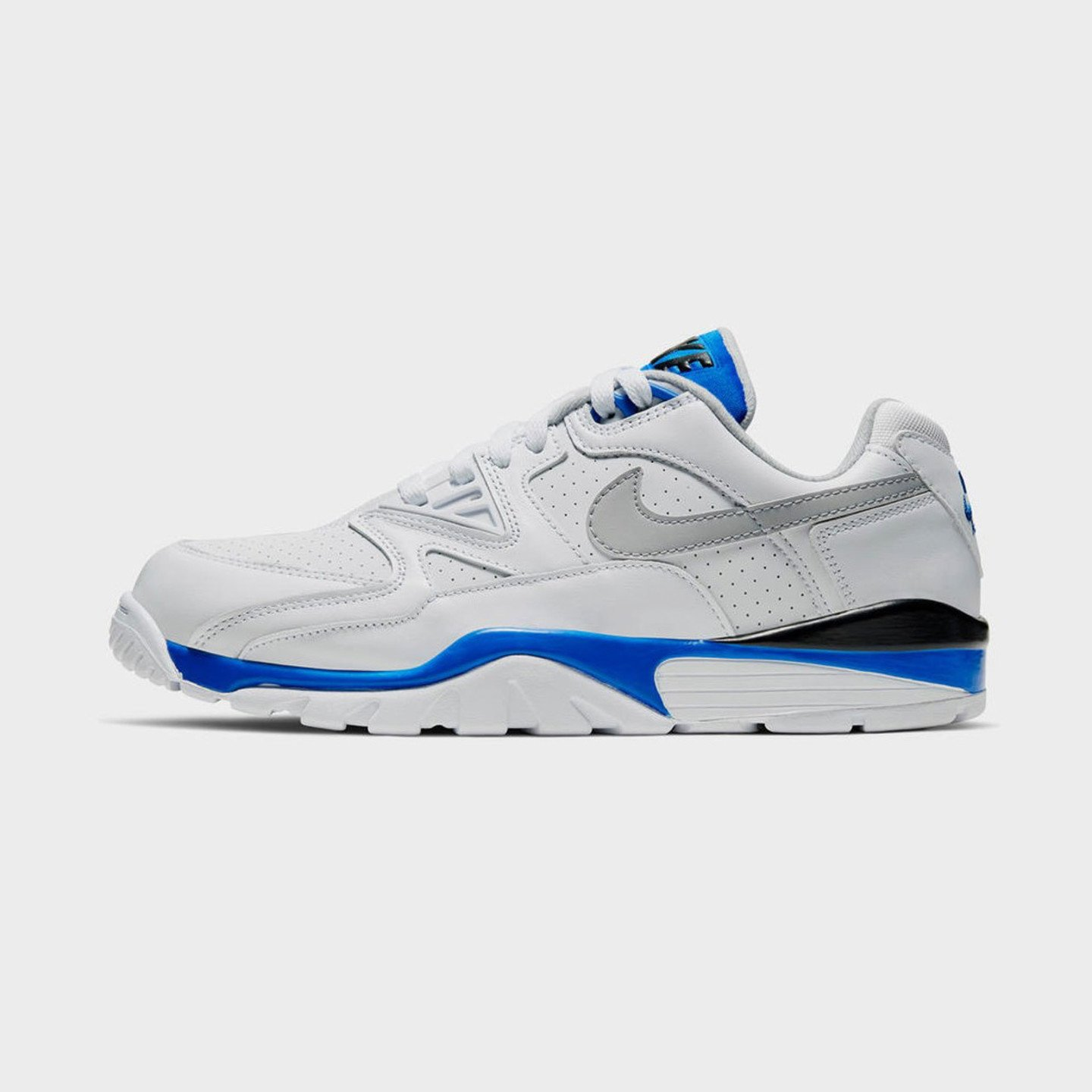 Nike Air Cross Trainer 3 Low White / Lt Smoke /  Grey / Racer Blue / Black CJ8172-100