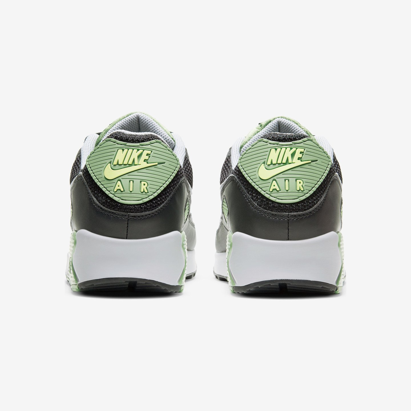 Nike Air Max 90 Oil Green / Lt  Smoke Grey / Black / Iron Grey CV8839-300