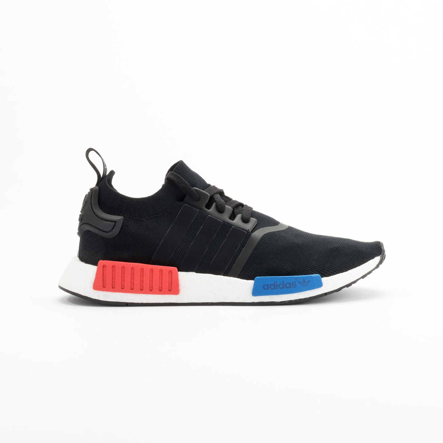Adidas NMD Runner PK Primeknit Black / Red / Blue / White S79168-36.66