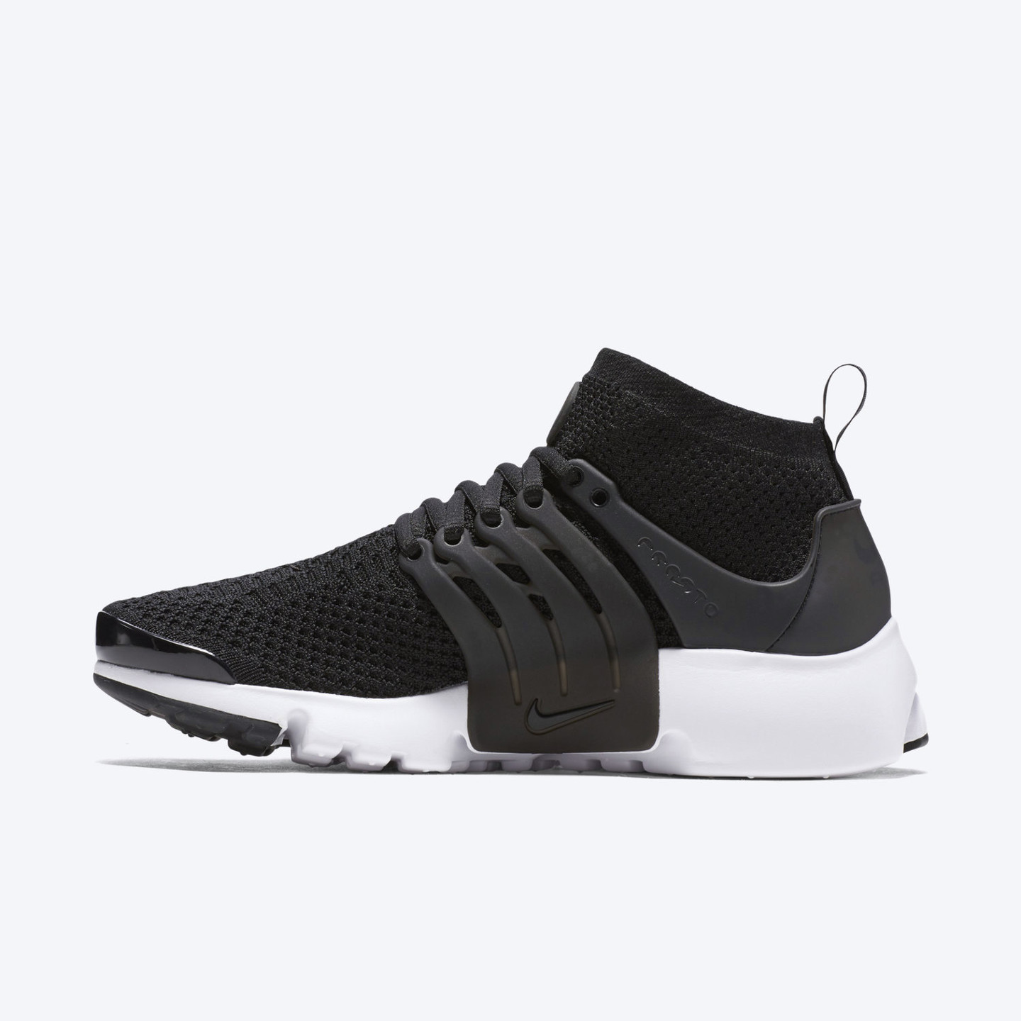Nike Air Presto Ultra Flyknit Black / White 835570-001-43