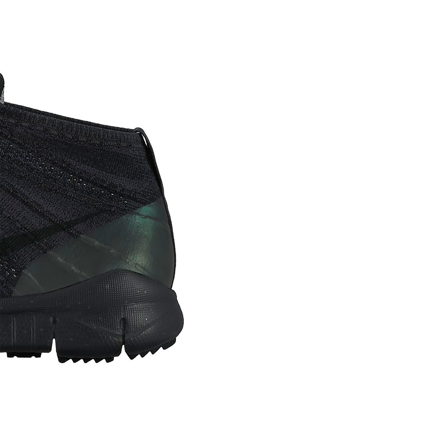 Nike Flyknit Trainer Chukka Sneakerboot Black / Anthracite 805092-001-44
