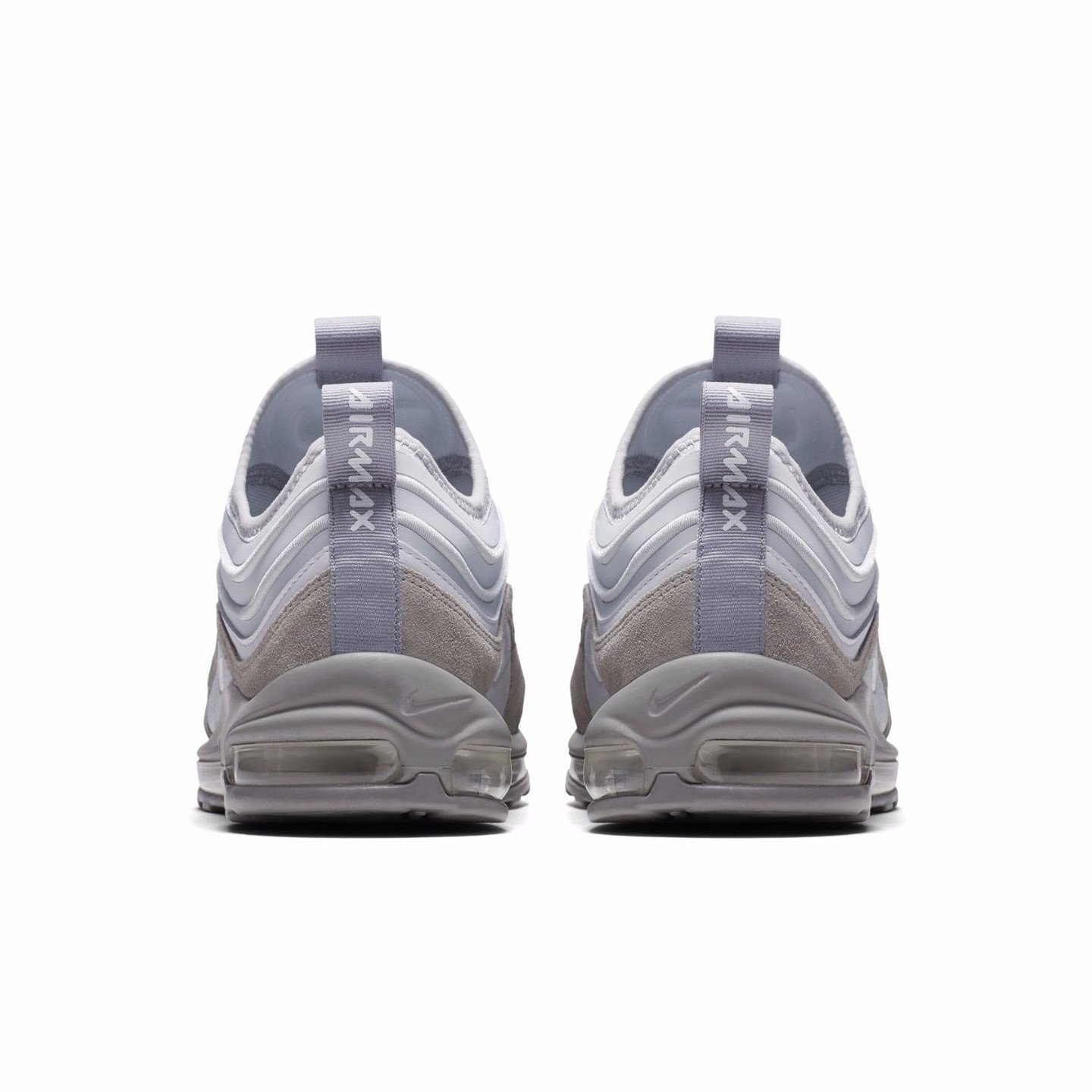Nike Air Max 97 Ultra´17 SE Pure Platinum / White / Wolf Grey 924452-002