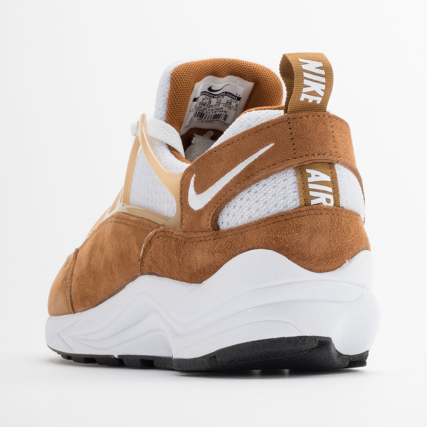 Nike Air Huarache Light Dark Curry / White-Wheat 306127-717-44.5