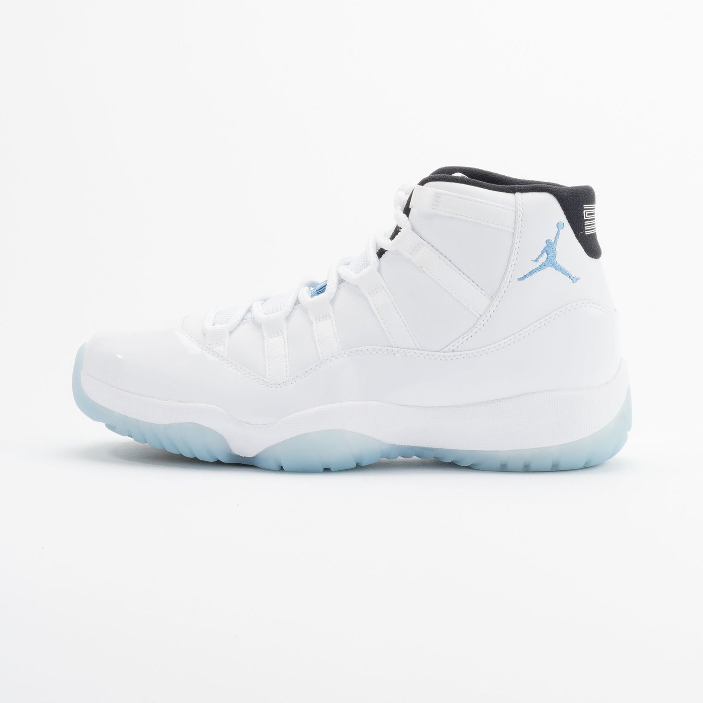 Jordan Air Jordan 11 Retro White/Legend Blue-Black 378037-117-40.5