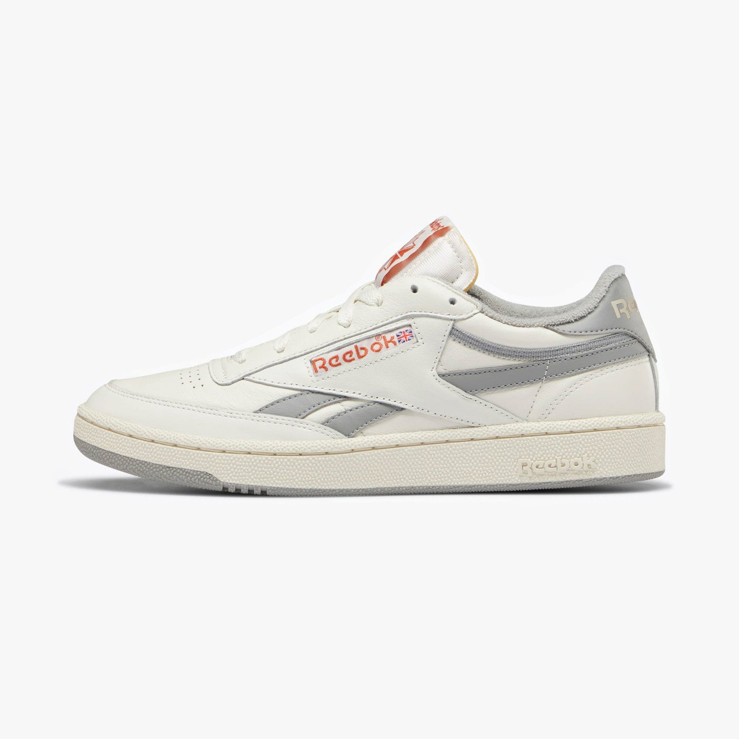 Reebok Revenge Plus Chalk / True Grey / White / Mars DV7187