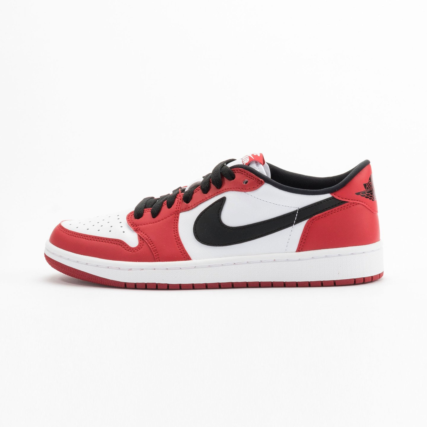 Nike Air Jordan 1 Retro Low OG 'Chicago' Varsity Red / Black / White 705329-600-44.5