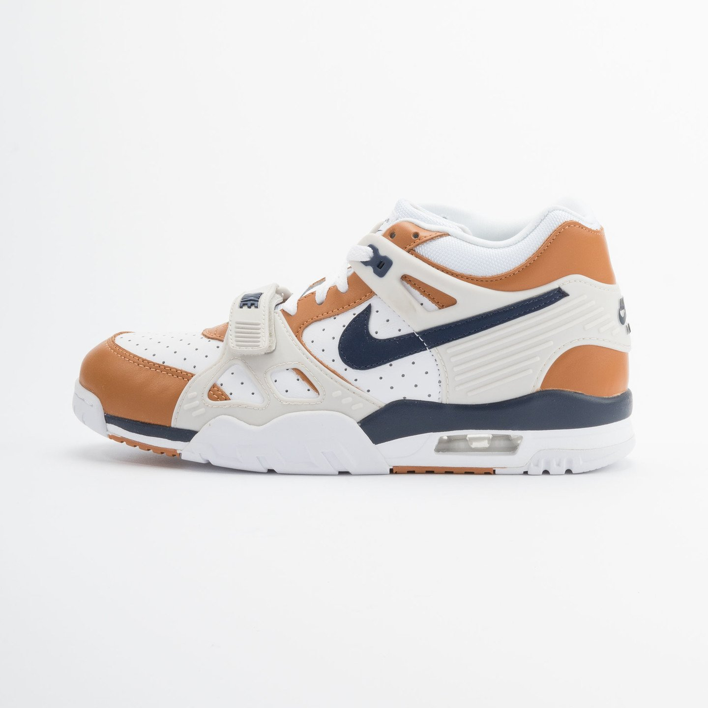 Nike Air Trainer 3 Premium Medicine Ball White/Mid Navy-Gngr-Lght Bn 705425-100-47