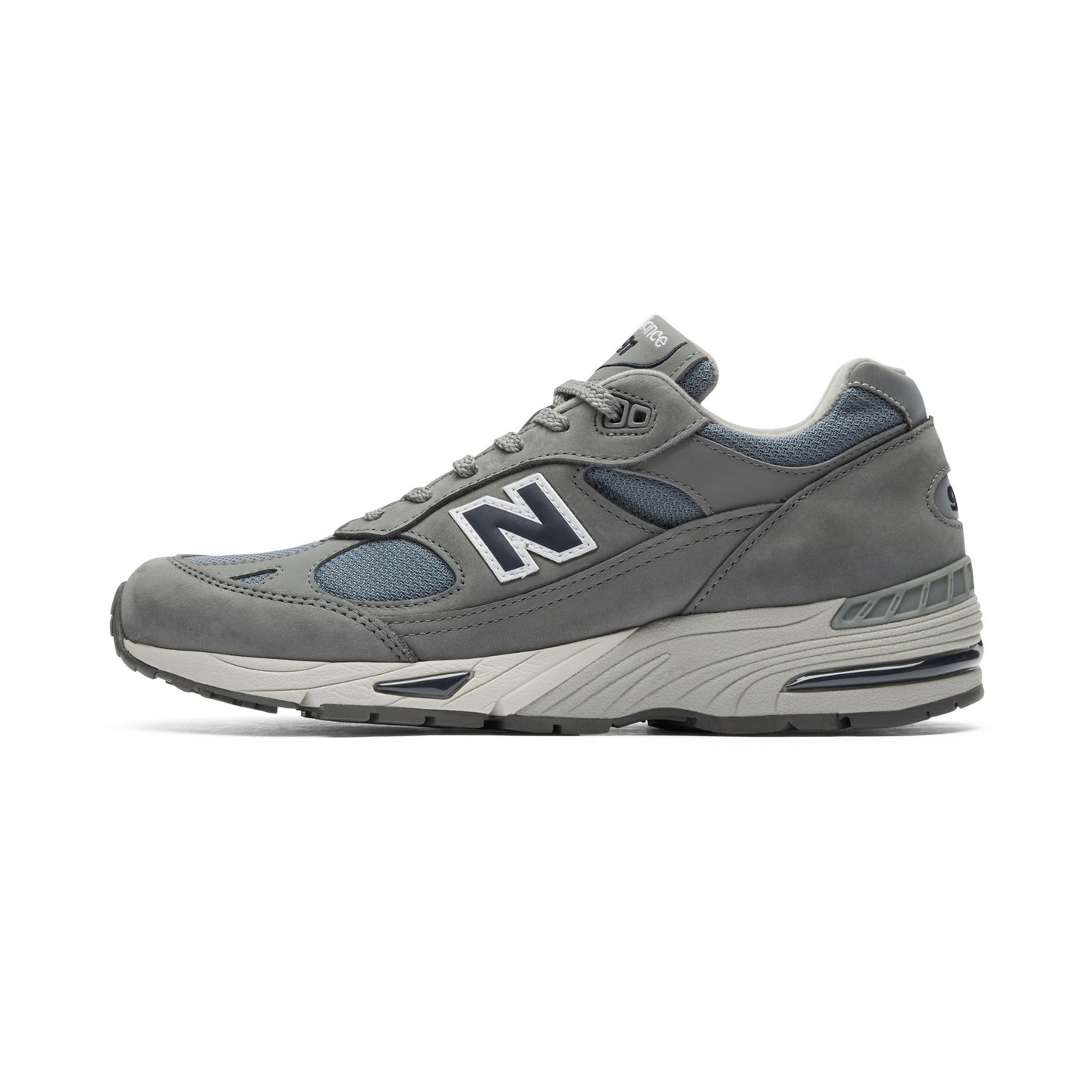 New Balance M991 NGN - Made in England Grey / Navy M991NGN