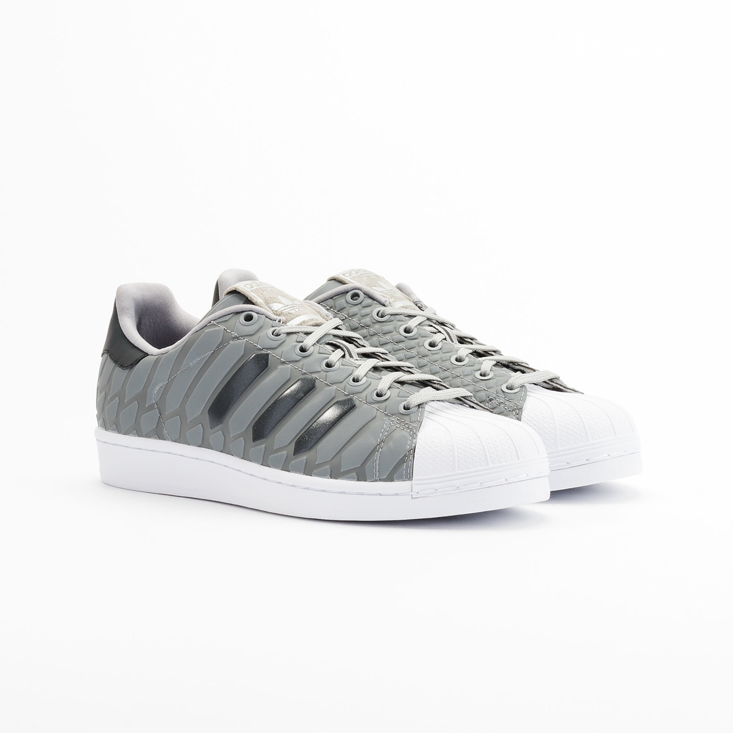Adidas Superstar Xeno Pack Ltonix / Supcol / Ftwwht D69367-45.33
