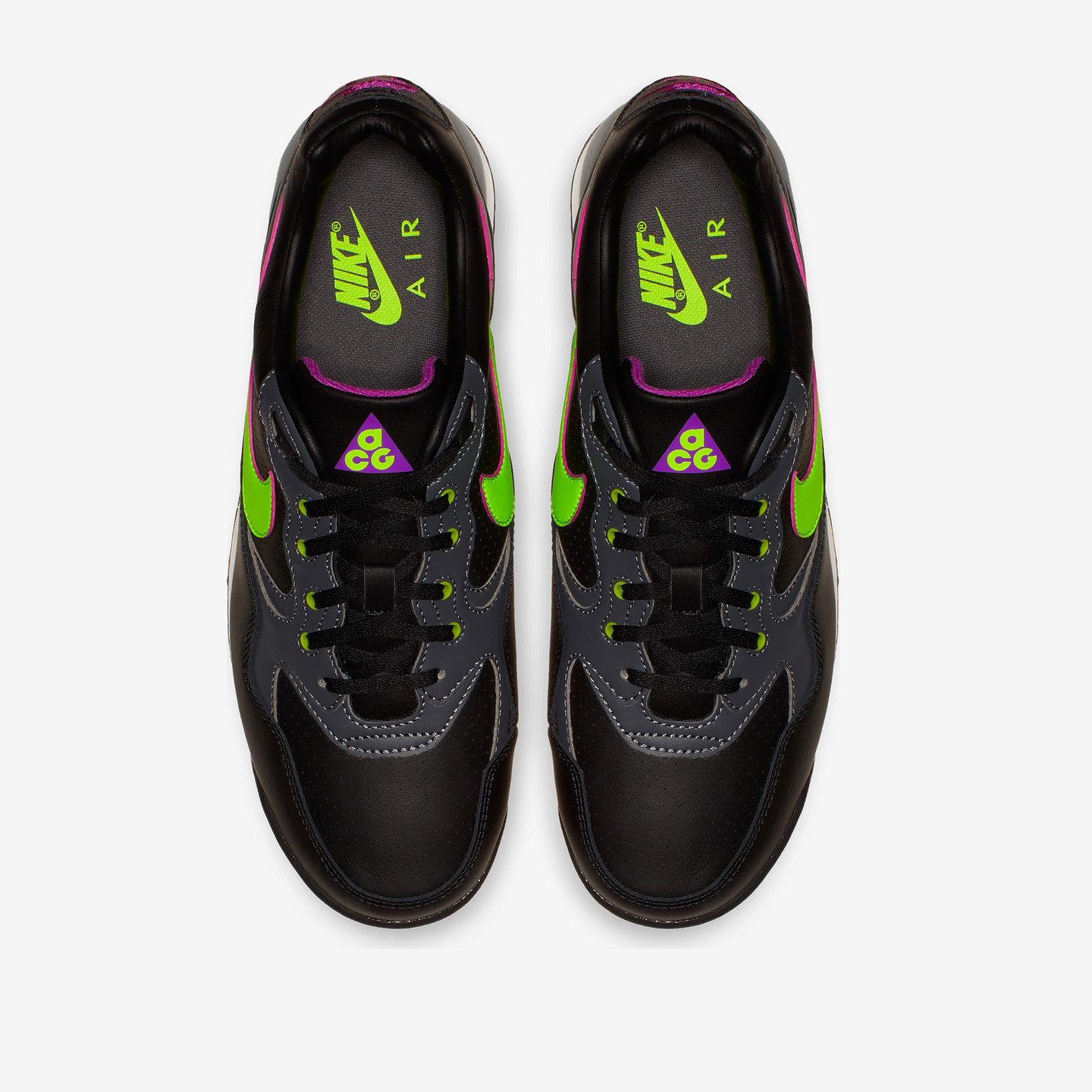 Nike ACG Air Wildwood Black / Electic Green AO3116-002
