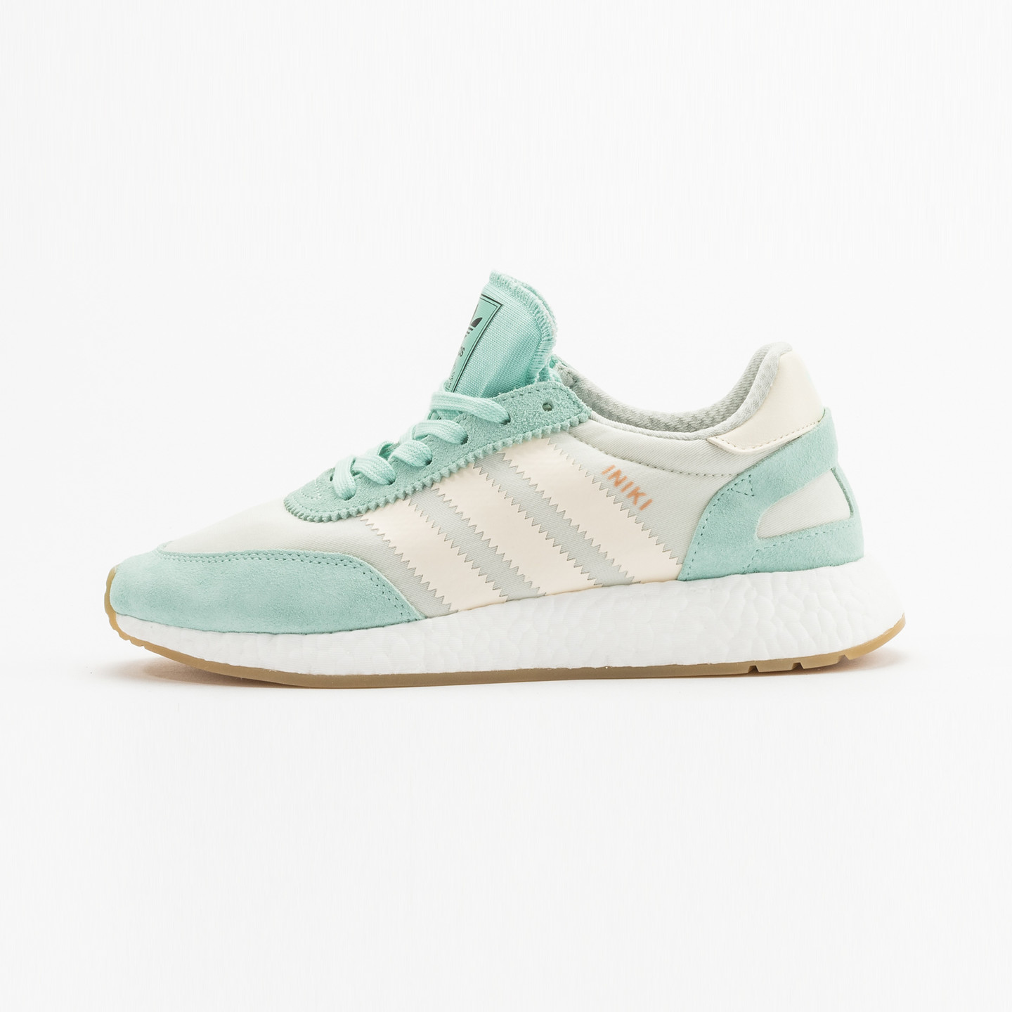 Adidas Iniki Runner W Easy Green / Cream White / Linen Green BA9994-42