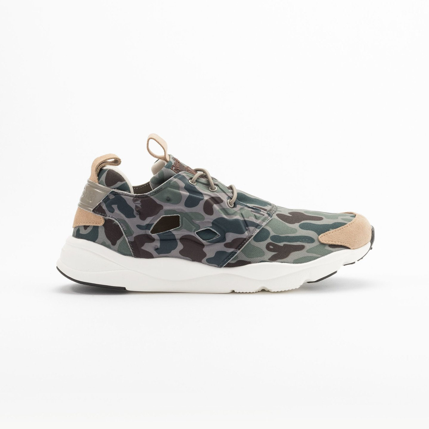 Reebok Furylite Camo Cement / Silvery Green / Sage V67089-44.5