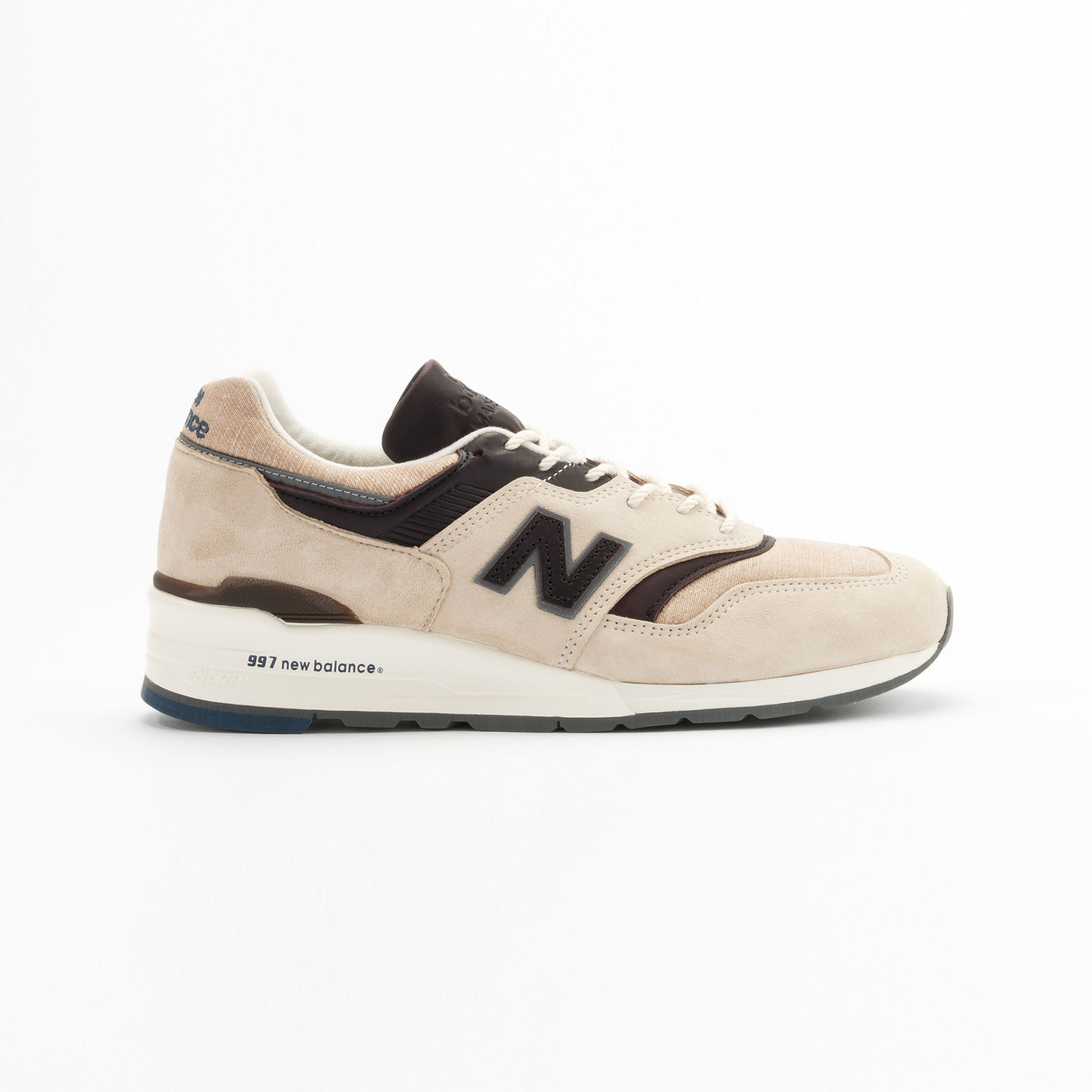 New Balance M997 DSAI - Made in USA Sand / Antique Brown M997DSAI-44.5