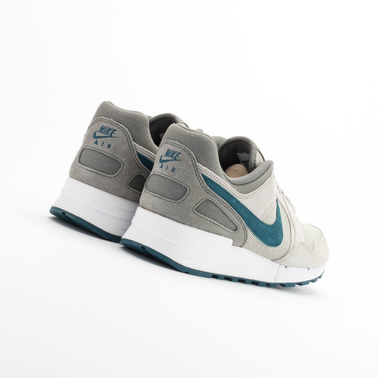 Nike Air Pegasus 89 Premium Lunar Grey / Teal - Tumbled Grey 724269-030-43