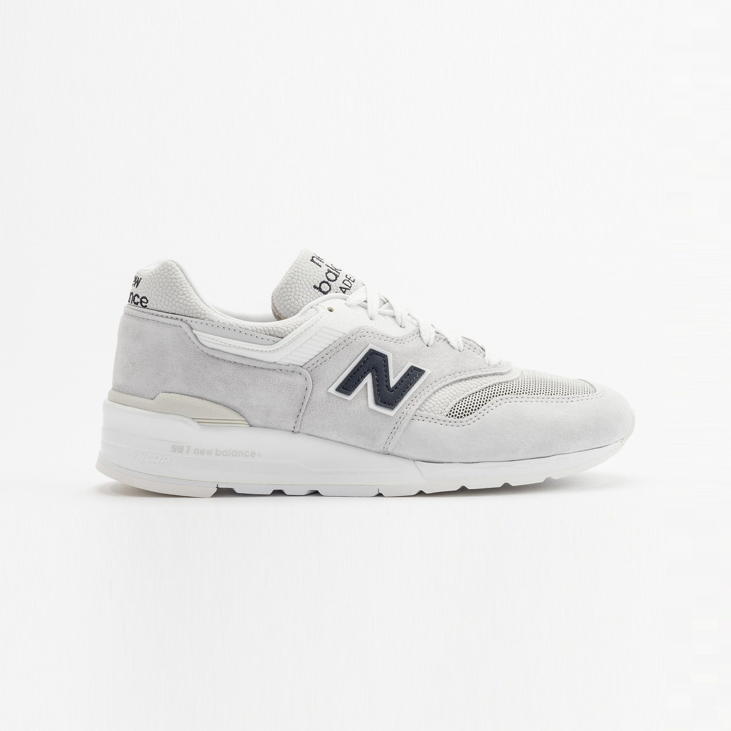 New Balance M997 Made in USA Chalk / Dark Navy M997JOL-45