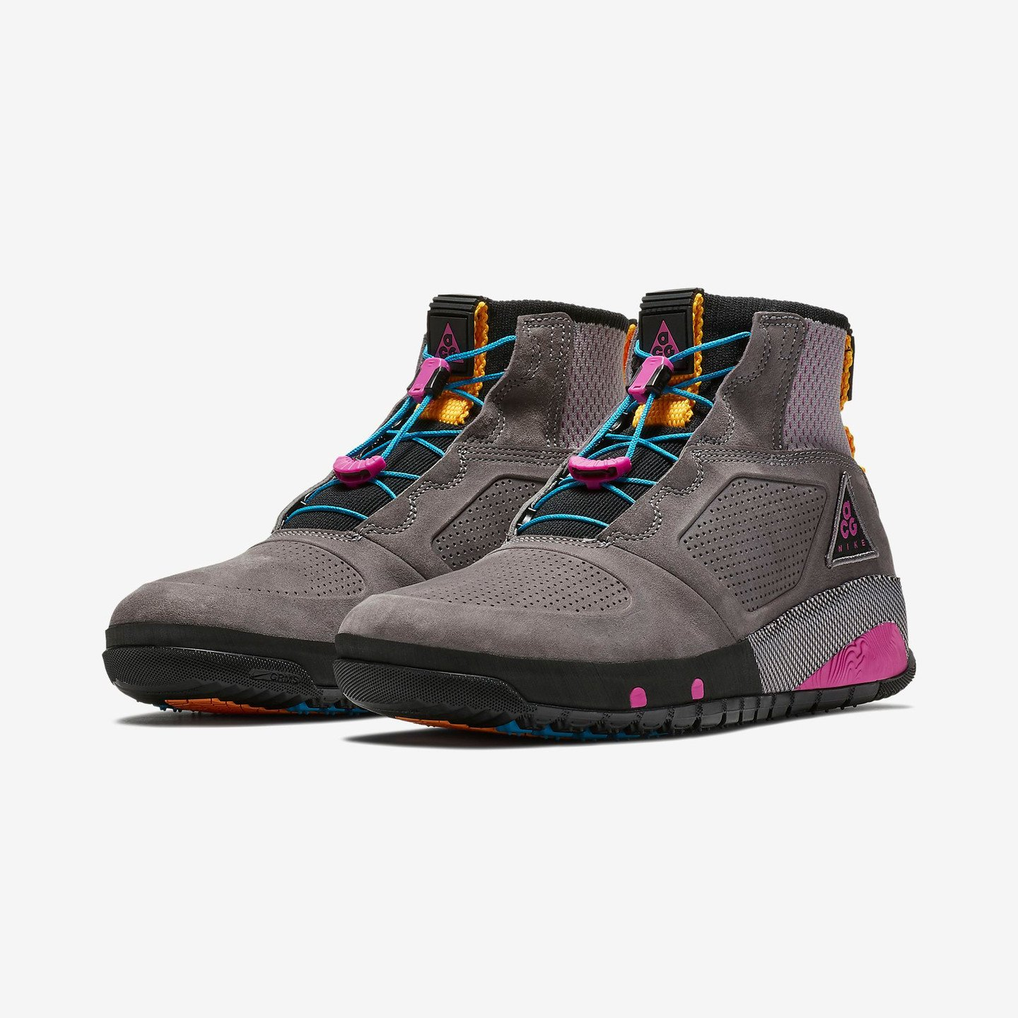 Nike ACG Ruckel Ridge Gunsmoke / Atmosphere Grey / Hyper Magenta AQ9333-001