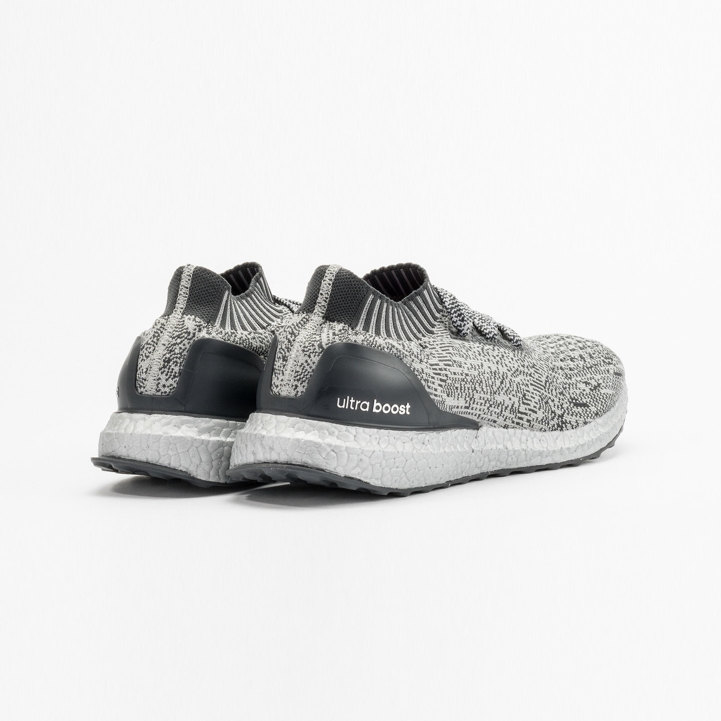 Adidas Ultra Boost Uncaged 'Super Bowl' Silver Grey BA7997-42
