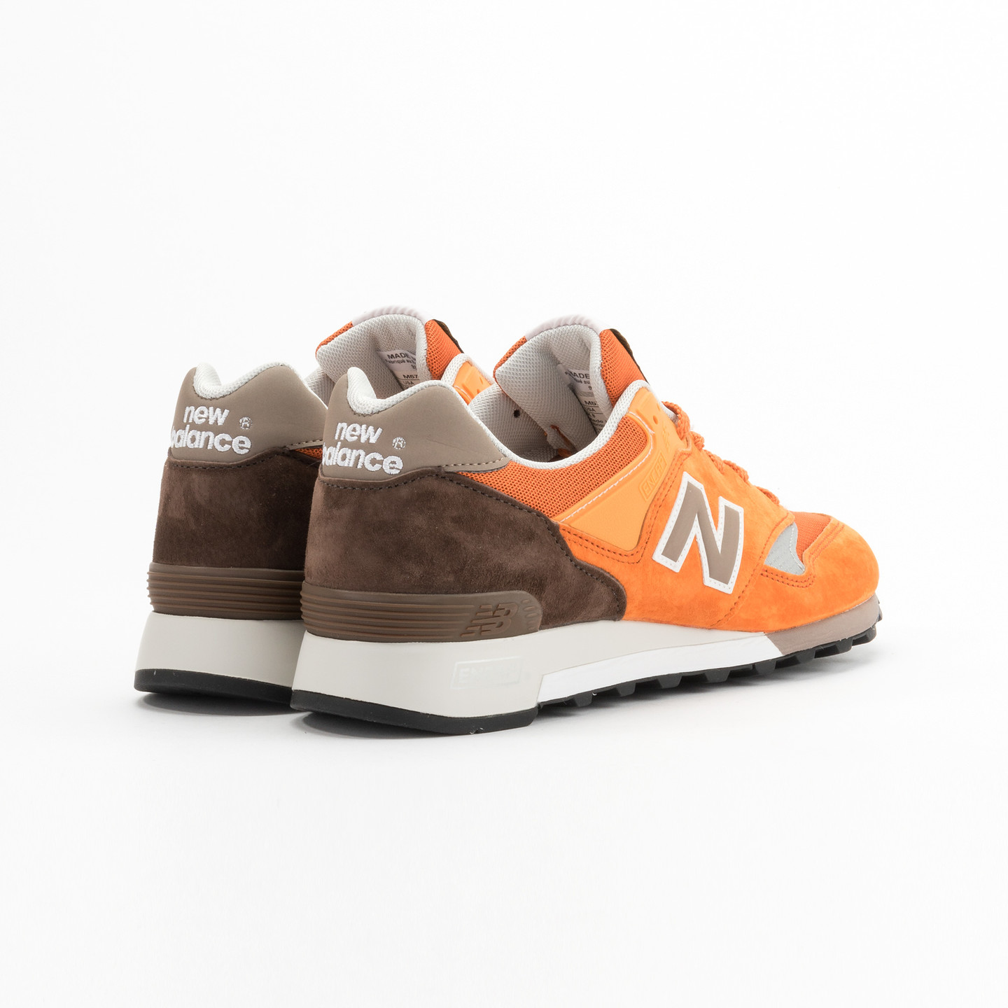 New Balance M577 ETO - Made in England Orange / Brown M577ETO-44.5