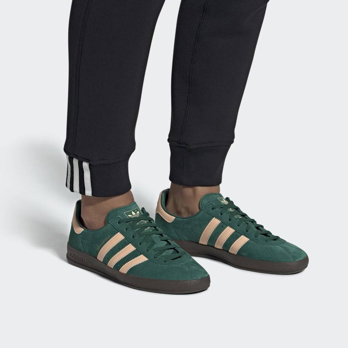 Adidas Broomfield Collegiate Green / Glow Orange / Cloud White EF5735